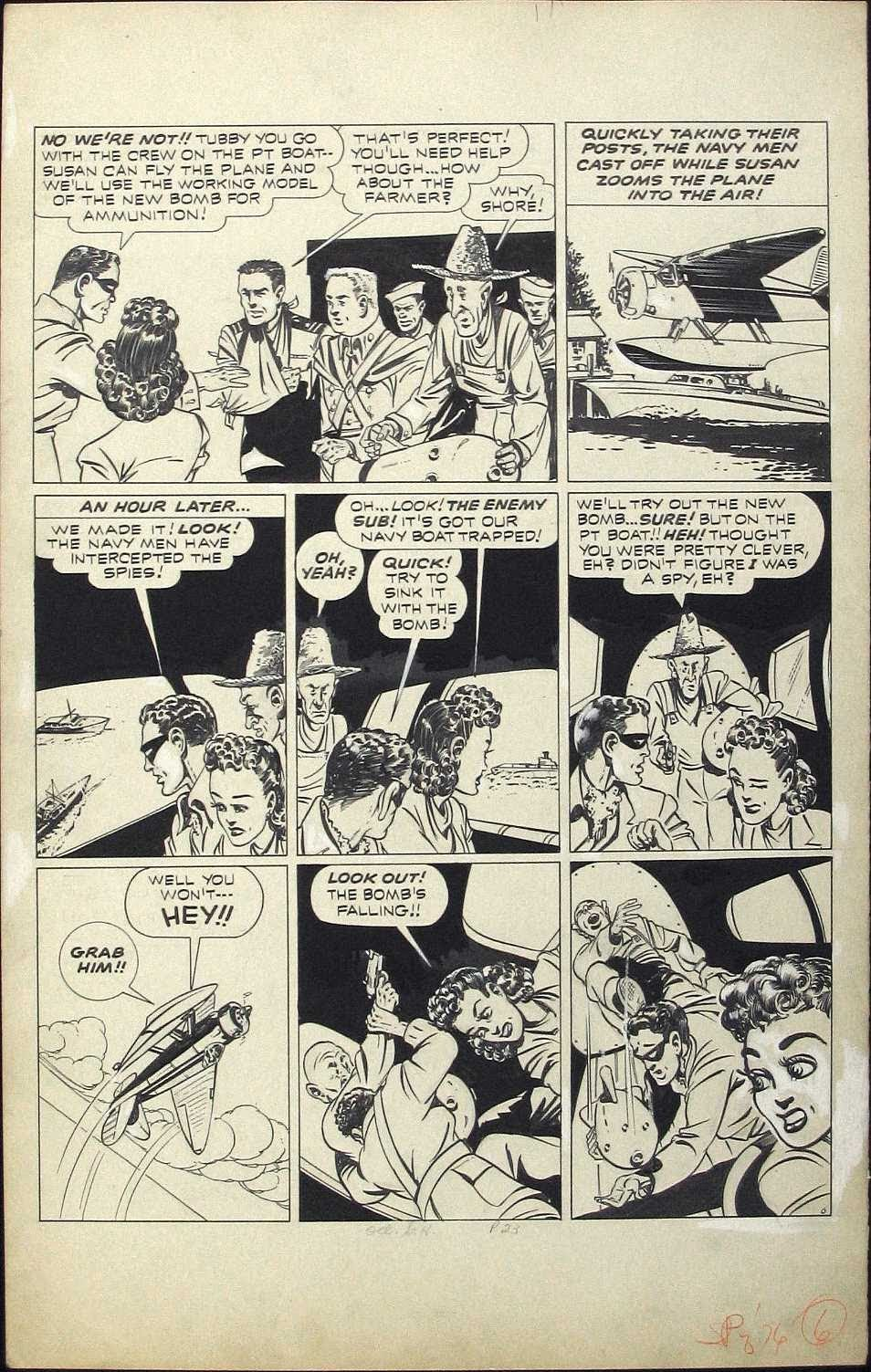 Green Hornet Comics issue 9 - Page 14