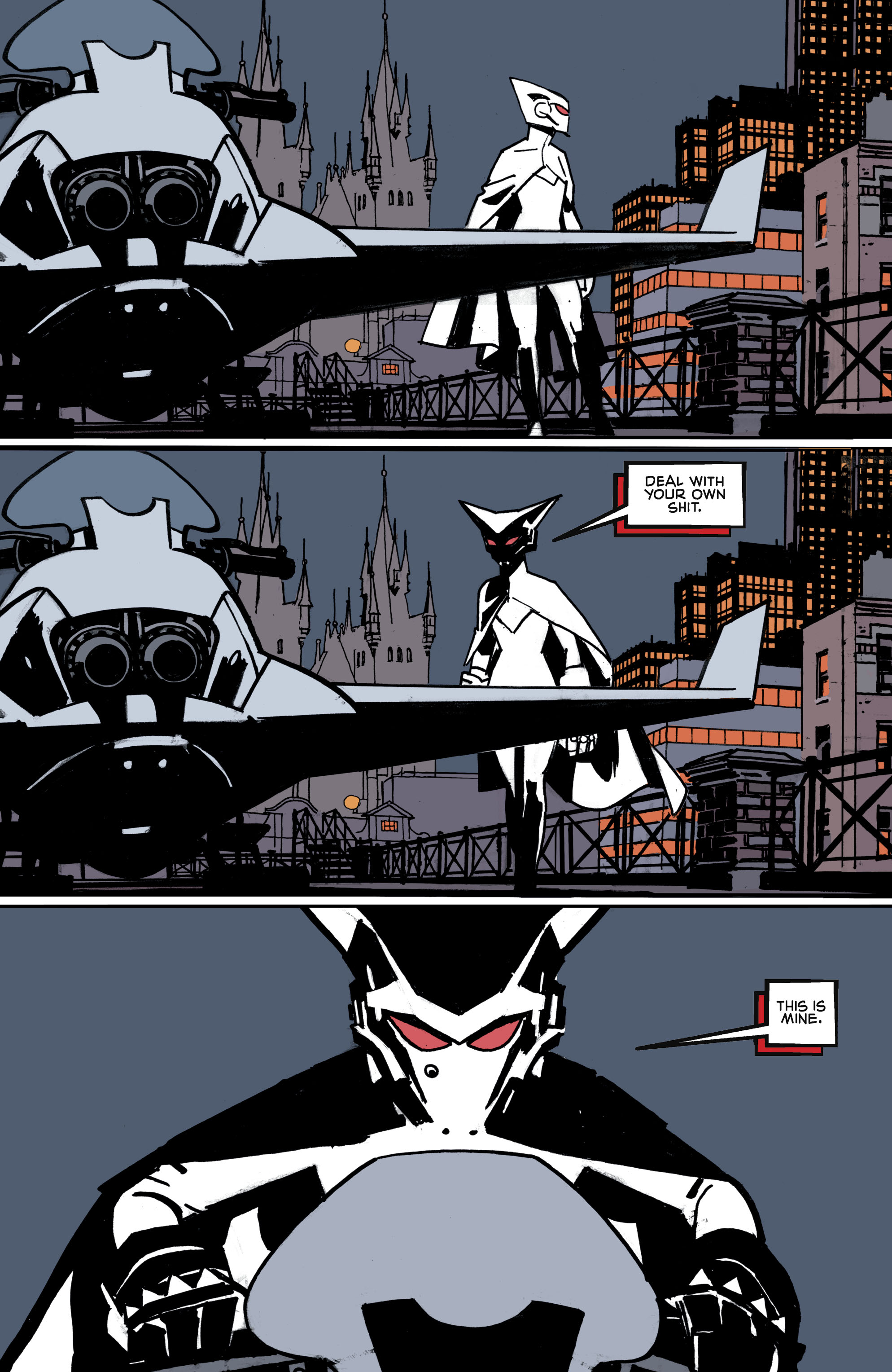 Read online Mother Panic comic -  Issue #7 - 22