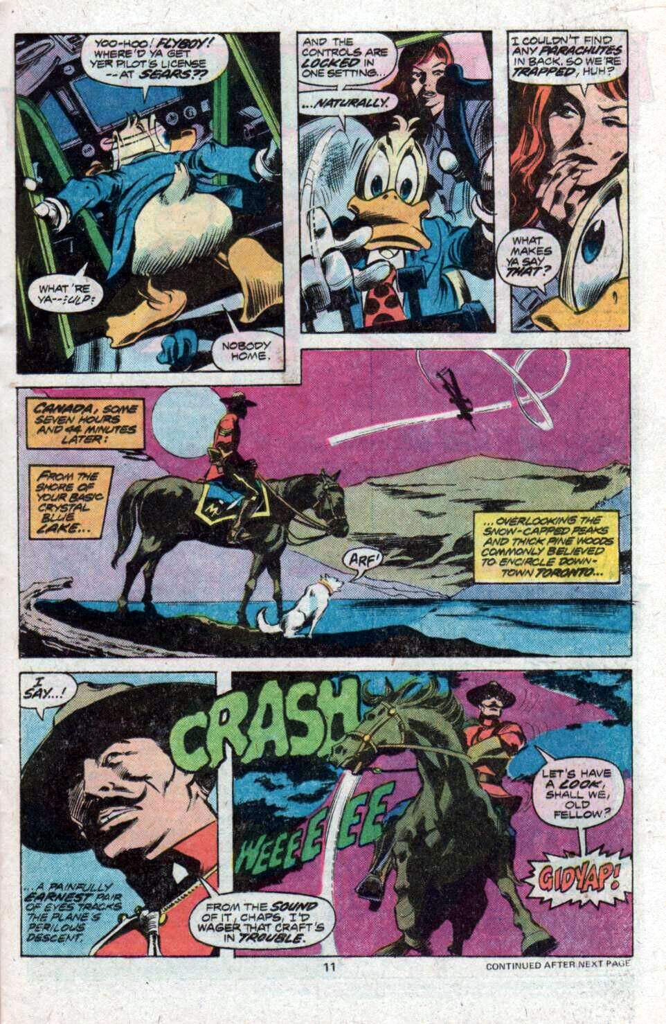 Howard the Duck (1976) Issue #9 #10 - English 8