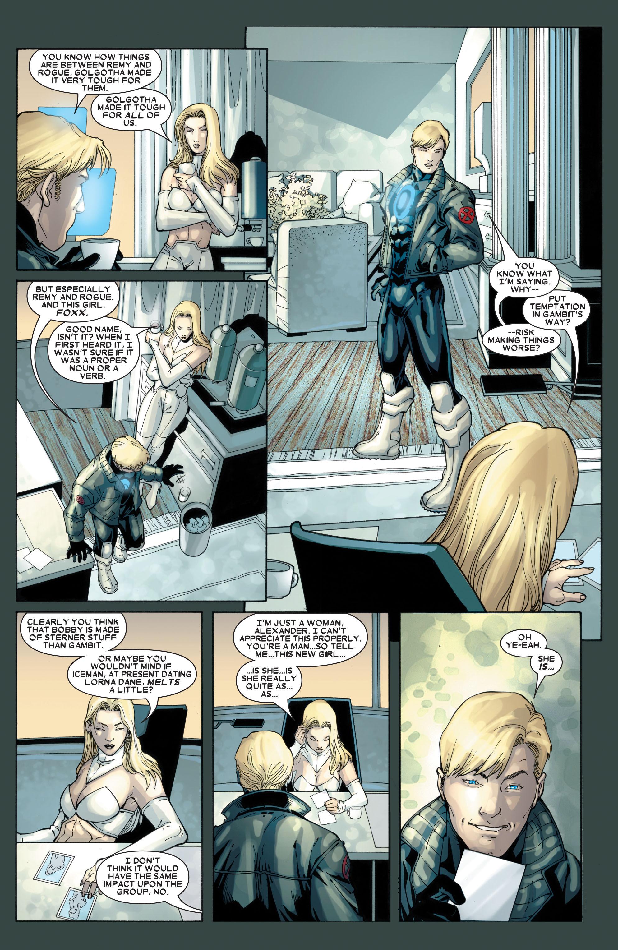 X-Men (1991) 171 Page 6