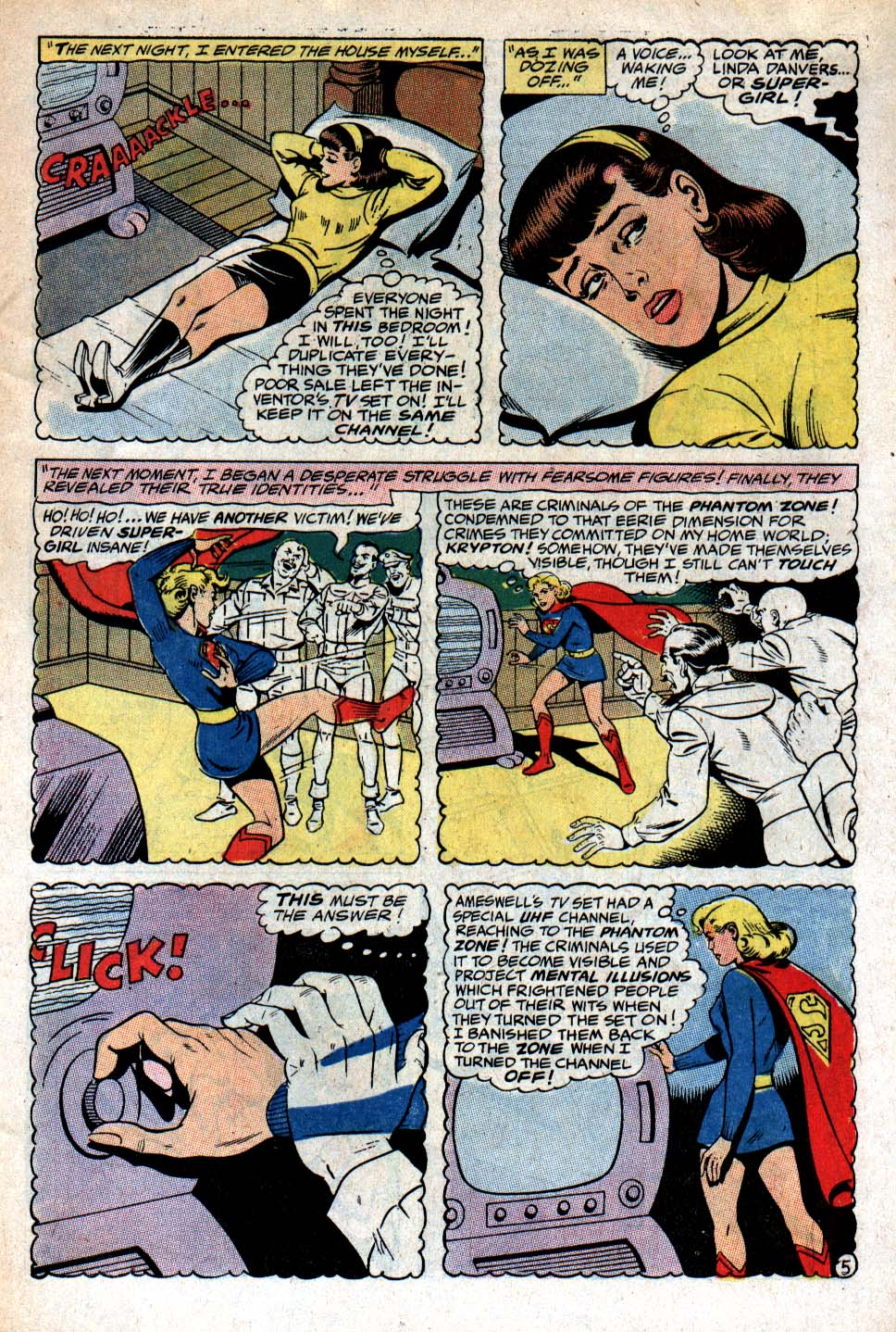 Read online Adventure Comics (1938) comic -  Issue #396 - 7