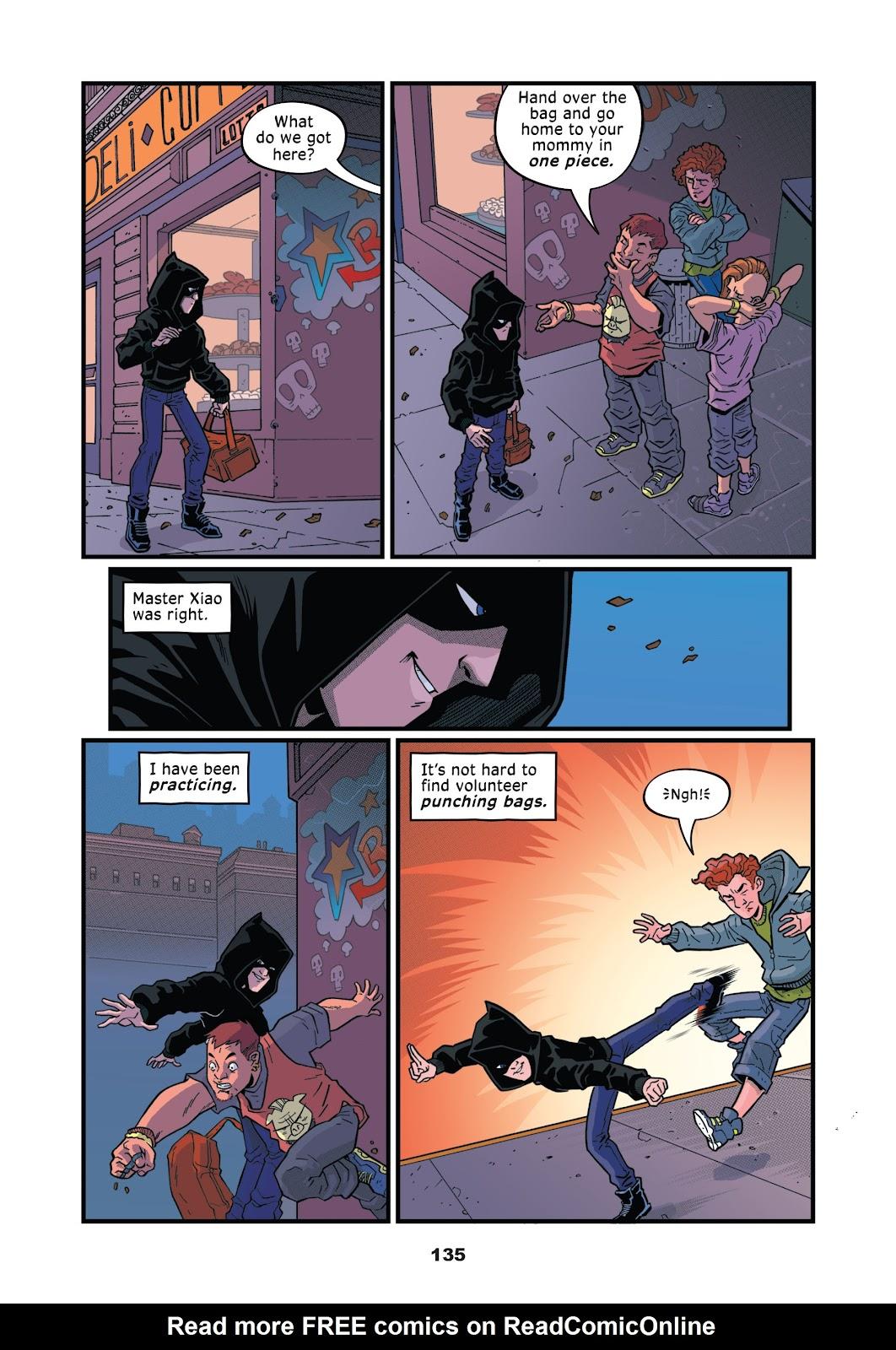 Read online Green Lantern: Legacy comic -  Issue # TPB - 132