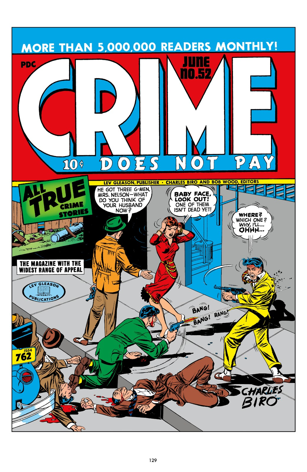 Read online Crime Does Not Pay Archives comic -  Issue # TPB 8 (Part 2) - 30