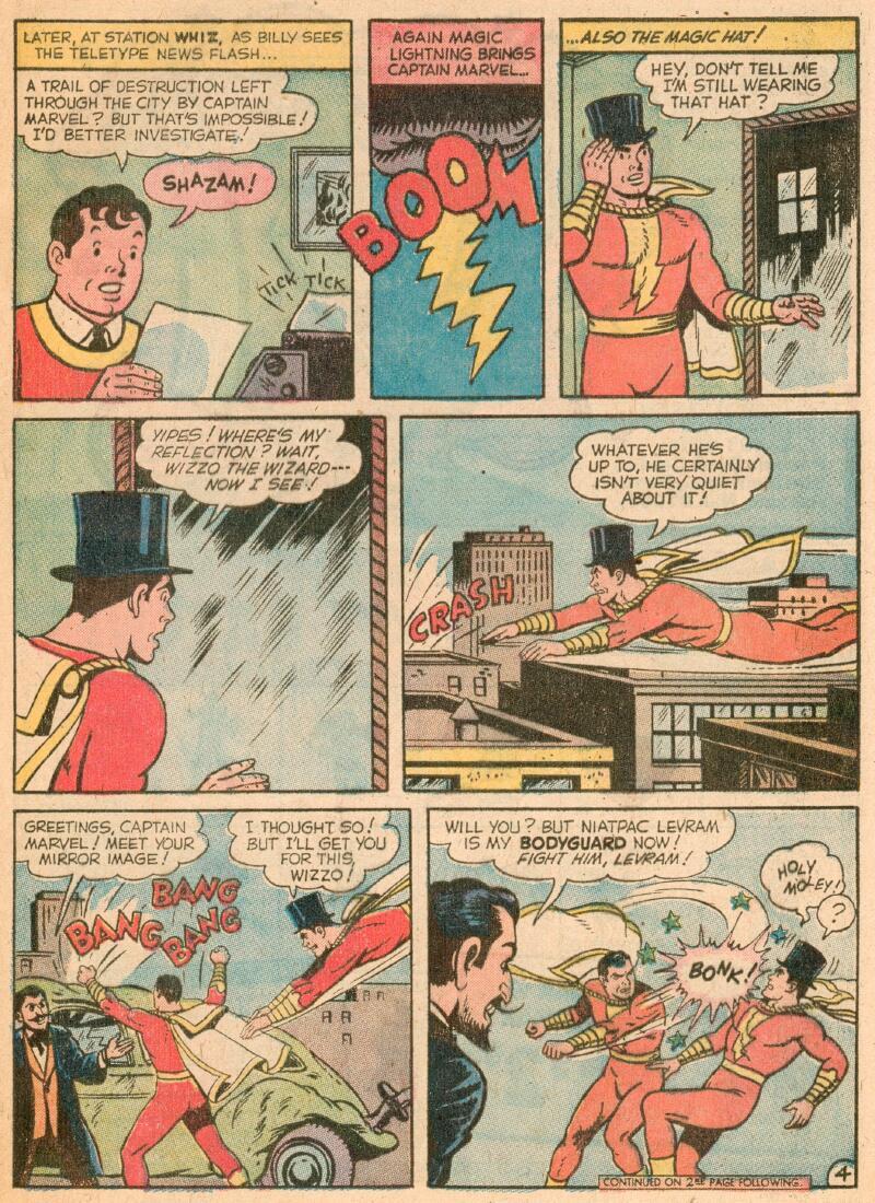 Read online Shazam! (1973) comic -  Issue #2 - 23