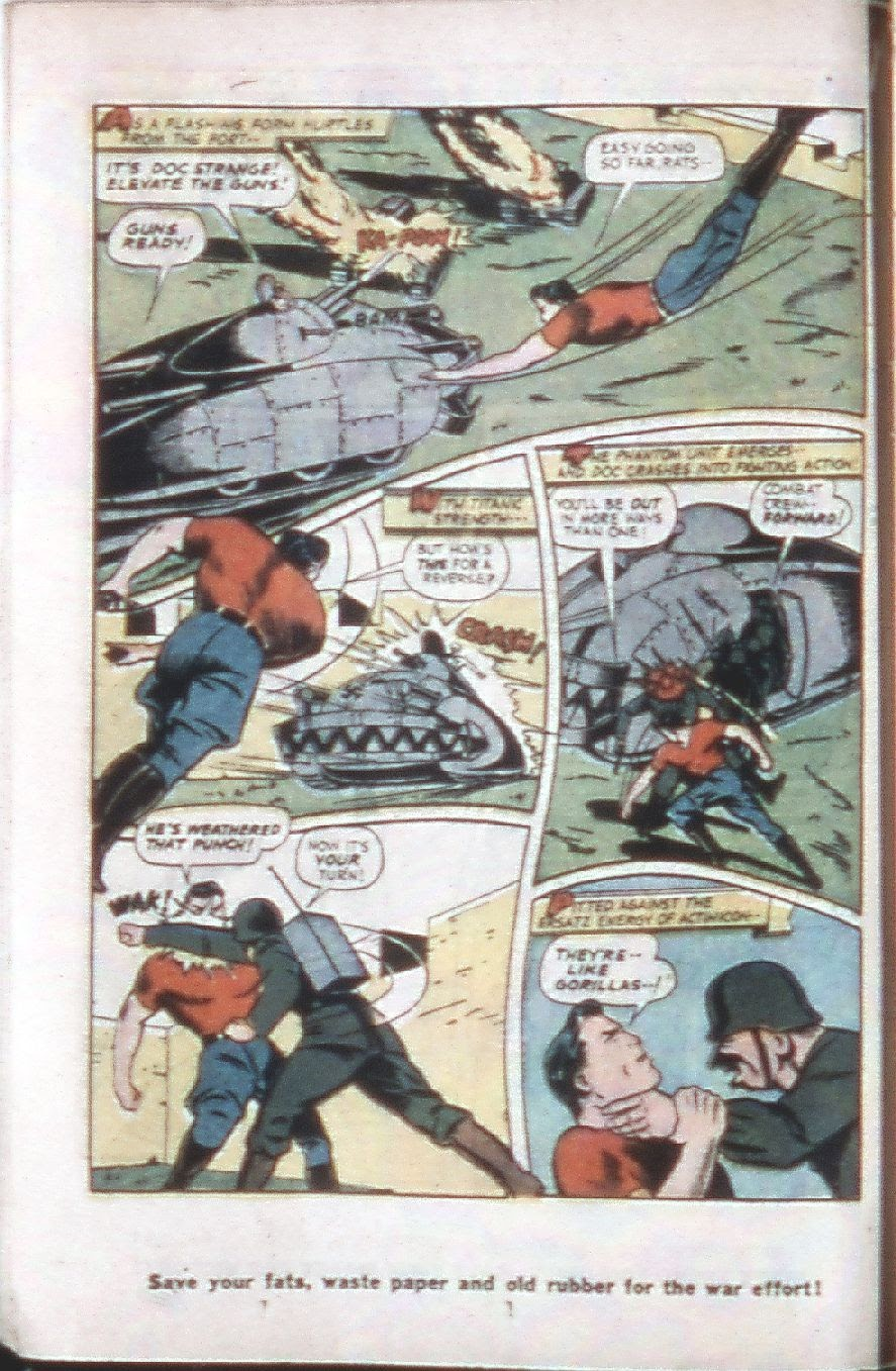 Read online America's Best Comics comic -  Issue #11 - 18