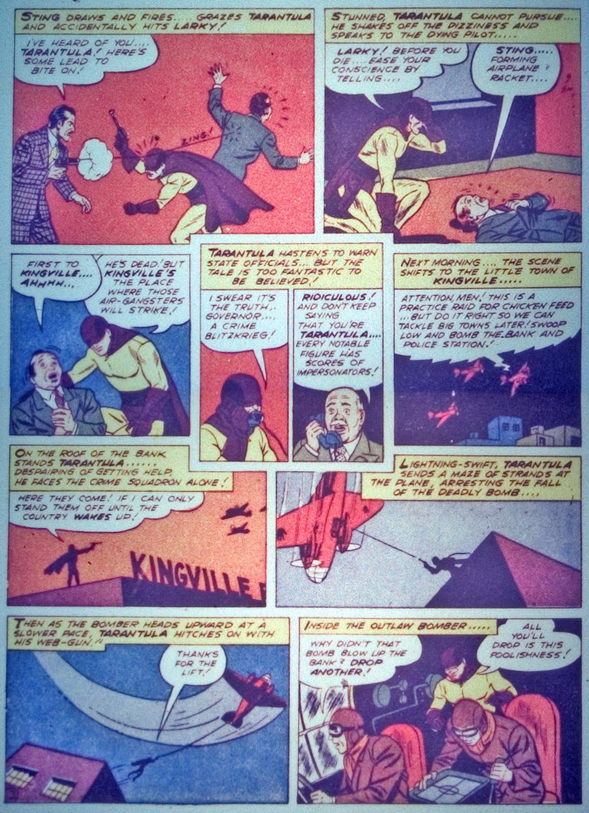 Star Spangled Comics (1941) issue 7 - Page 18