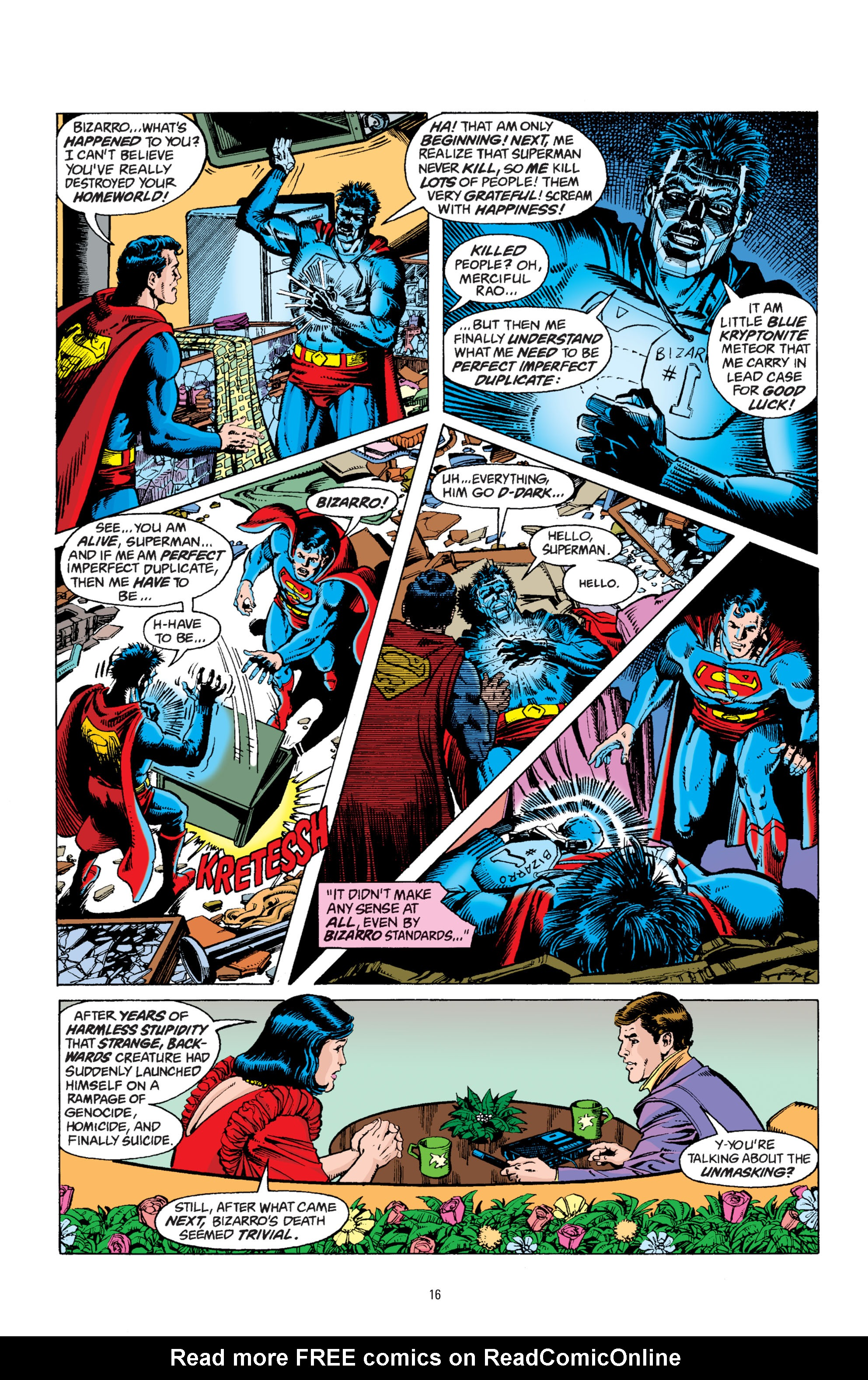 Read online Superman: Whatever Happened to the Man of Tomorrow? comic -  Issue # TPB - 15