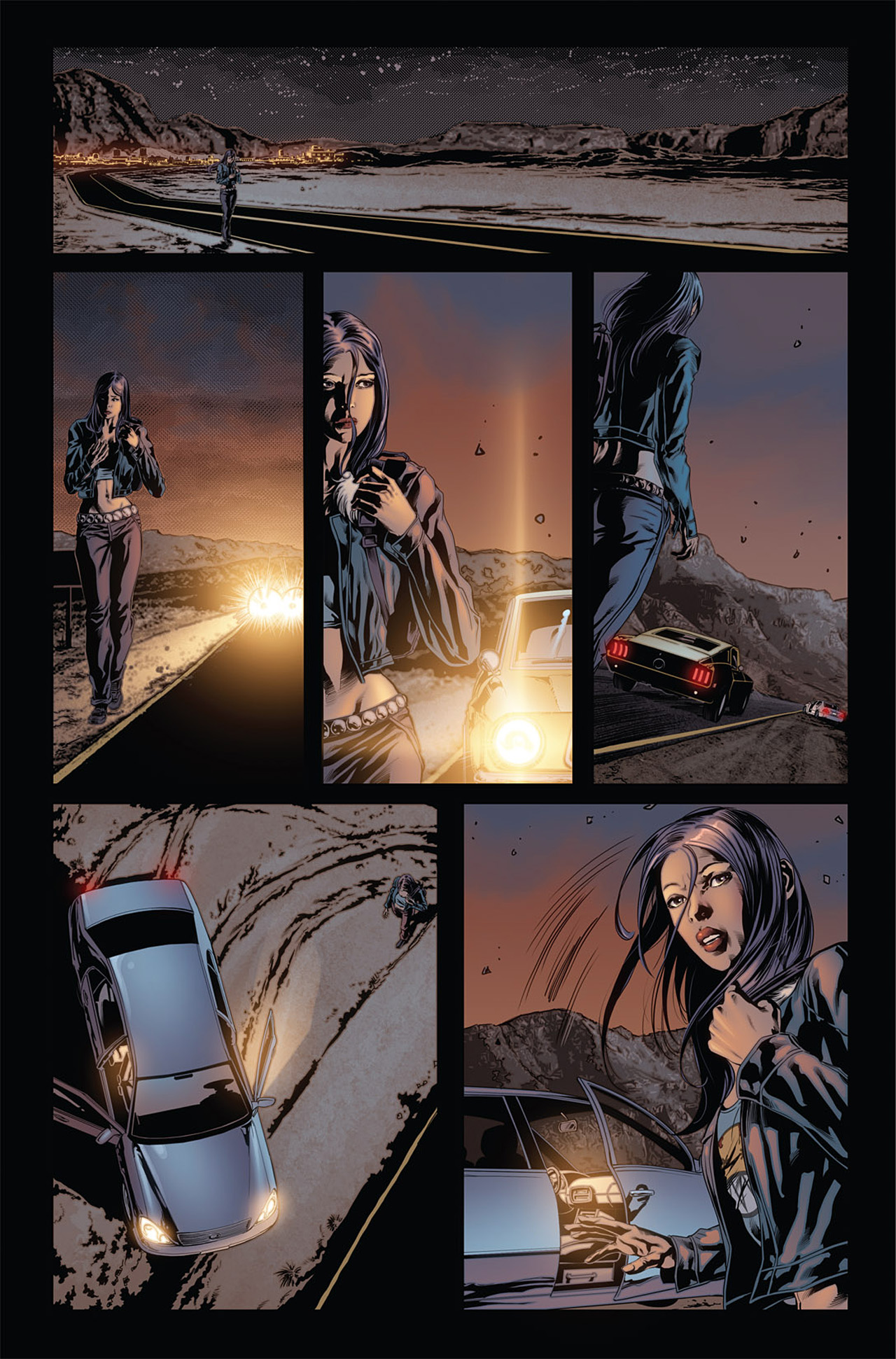 Read online X-23 (2010) comic -  Issue #4 - 10