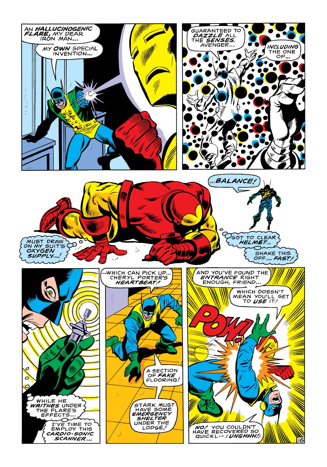 Read online Marvel Masterworks: The Invincible Iron Man comic -  Issue # TPB 6 (Part 3) - 11