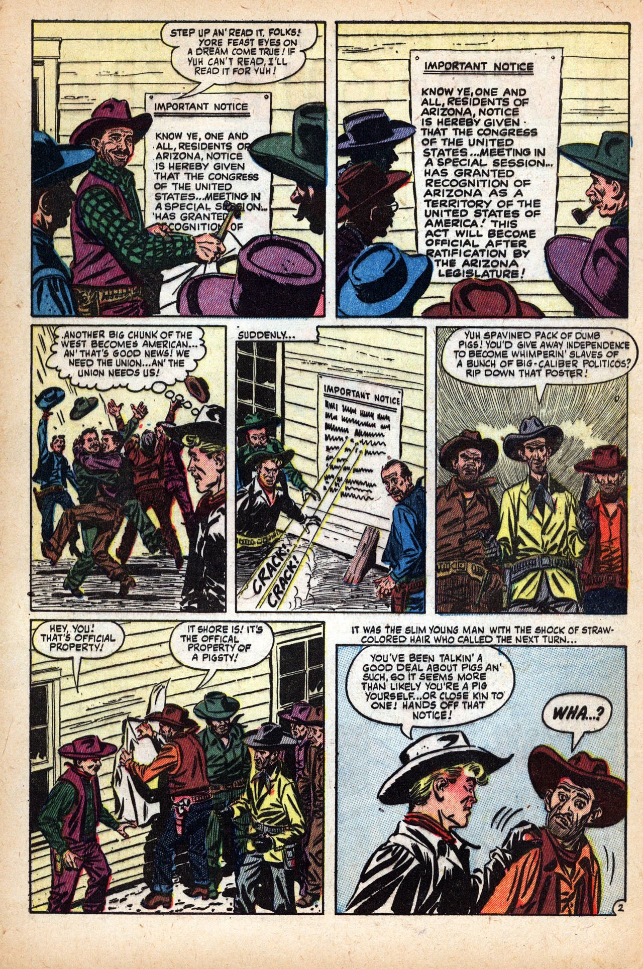 Read online Two-Gun Kid comic -  Issue #14 - 28