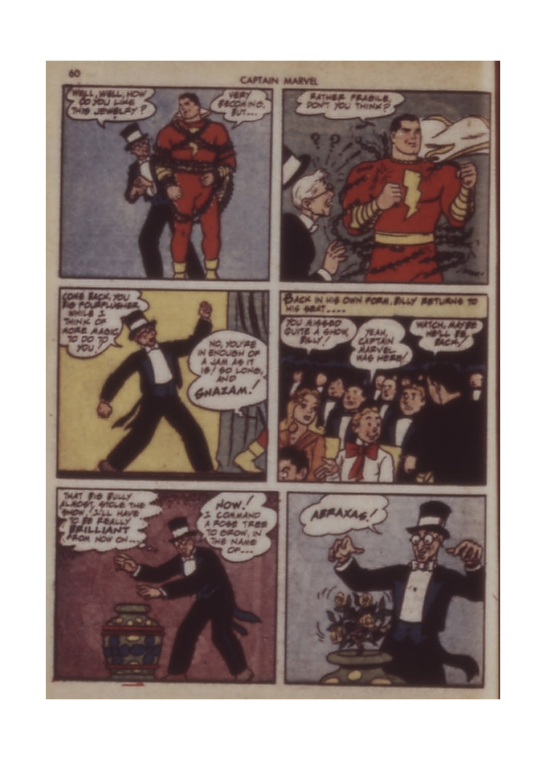 Captain Marvel Adventures issue 12 - Page 60