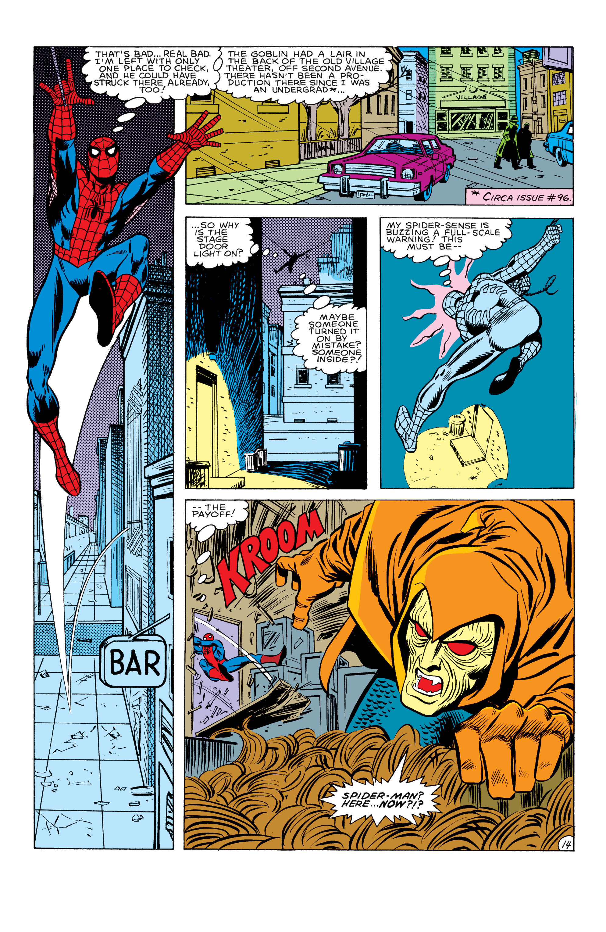The Amazing Spider-Man (1963) 239 Page 14