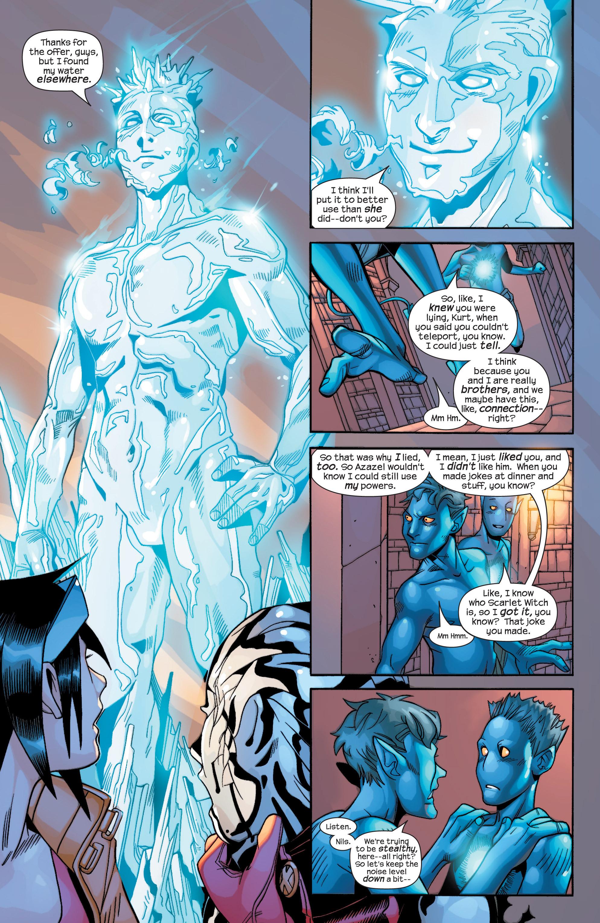 Read online Uncanny X-Men (1963) comic -  Issue #434 - 17