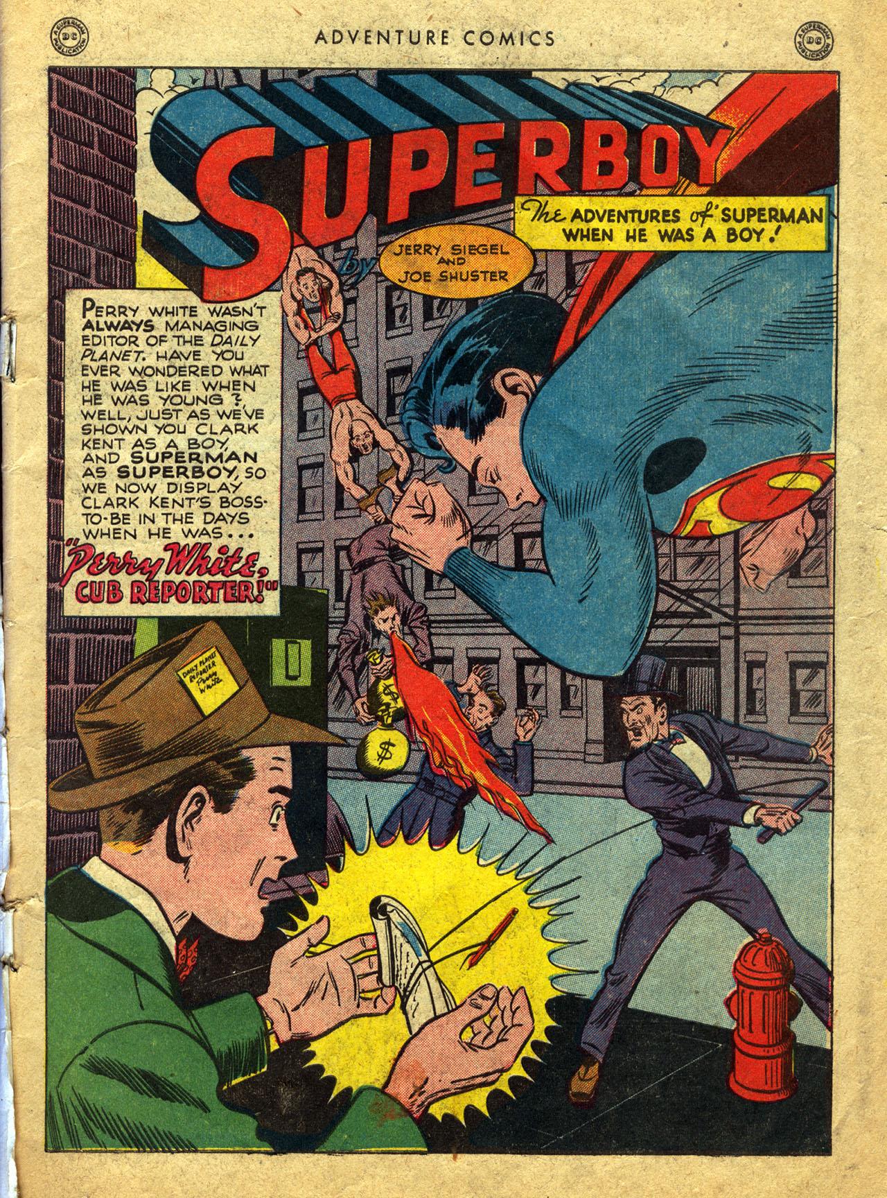 Read online Adventure Comics (1938) comic -  Issue #120 - 3