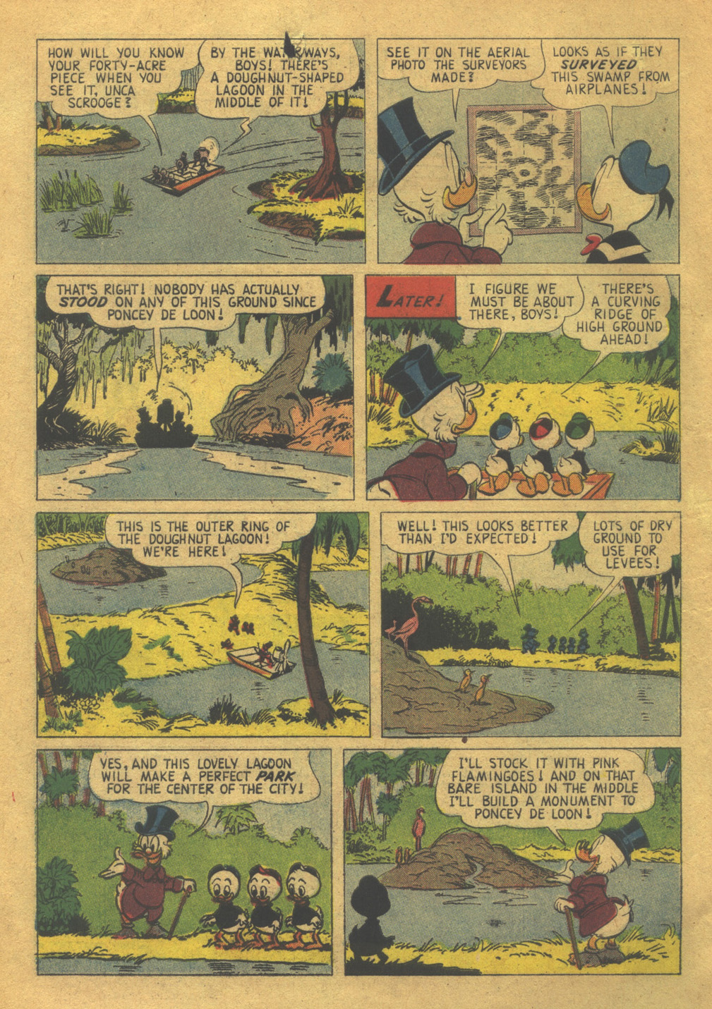 Read online Uncle Scrooge (1953) comic -  Issue #32 - 6