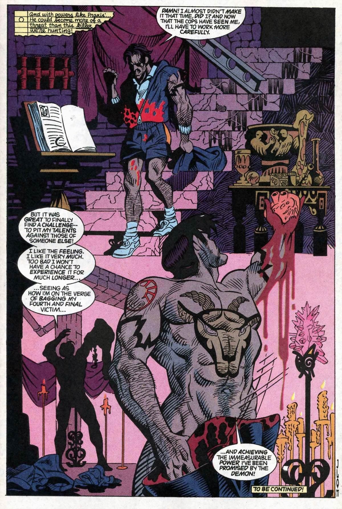 Justice League Quarterly 13 Page 72