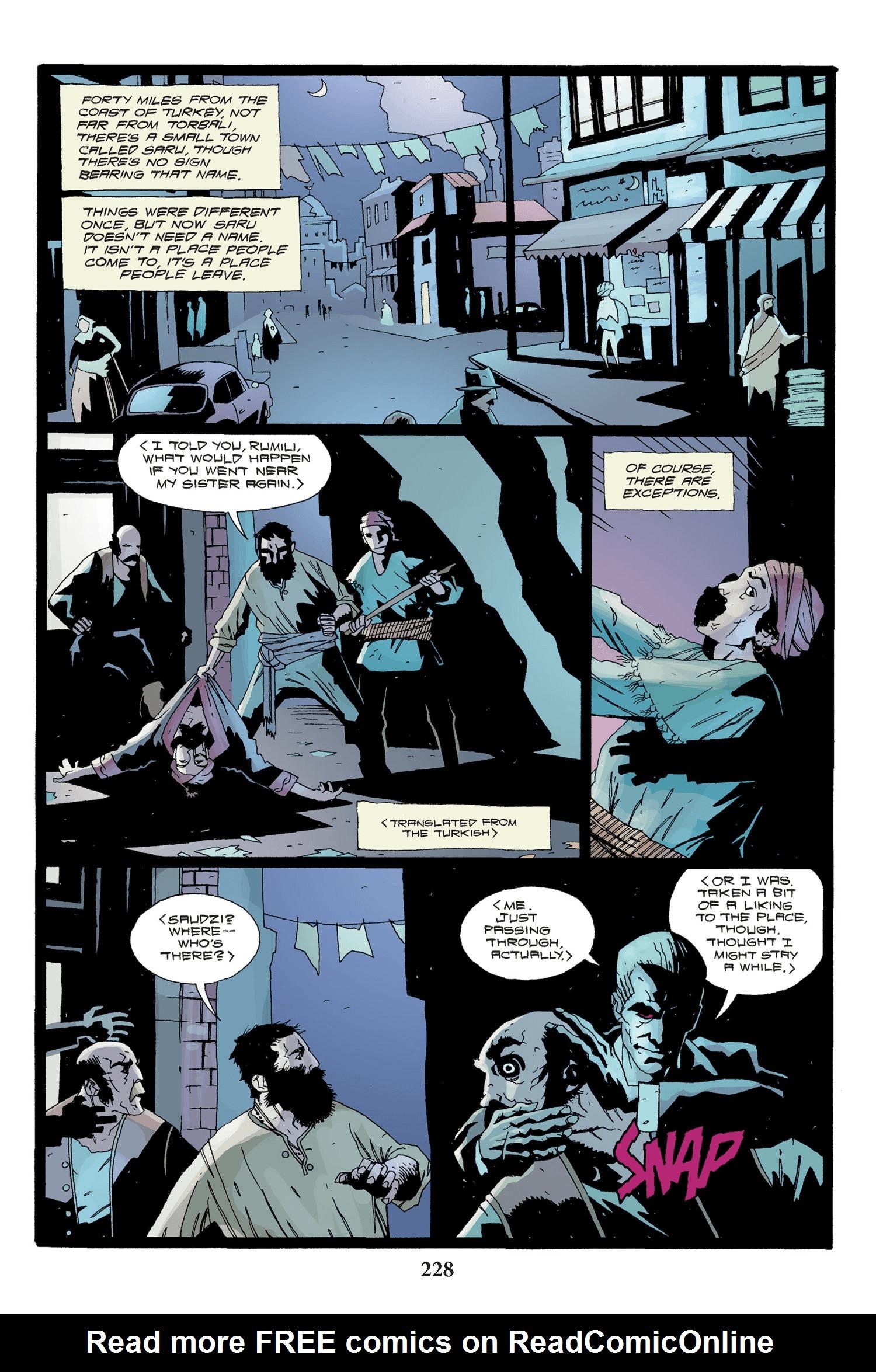 Read online Buffy the Vampire Slayer: Omnibus comic -  Issue # TPB 2 - 221