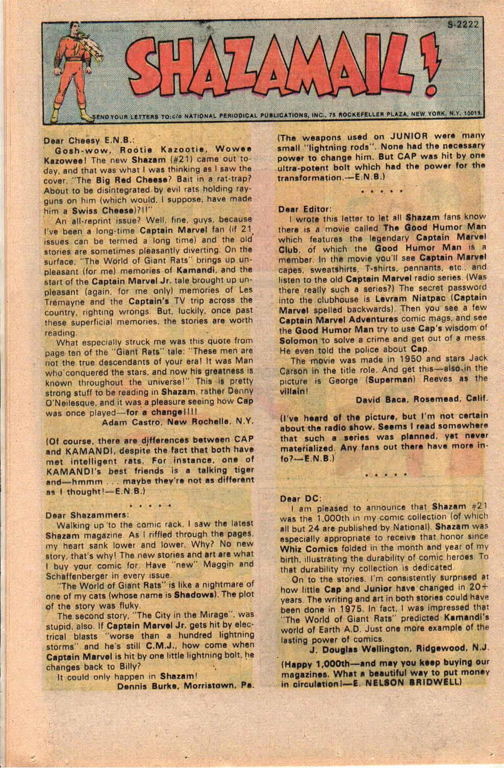 Read online Shazam! (1973) comic -  Issue #23 - 12
