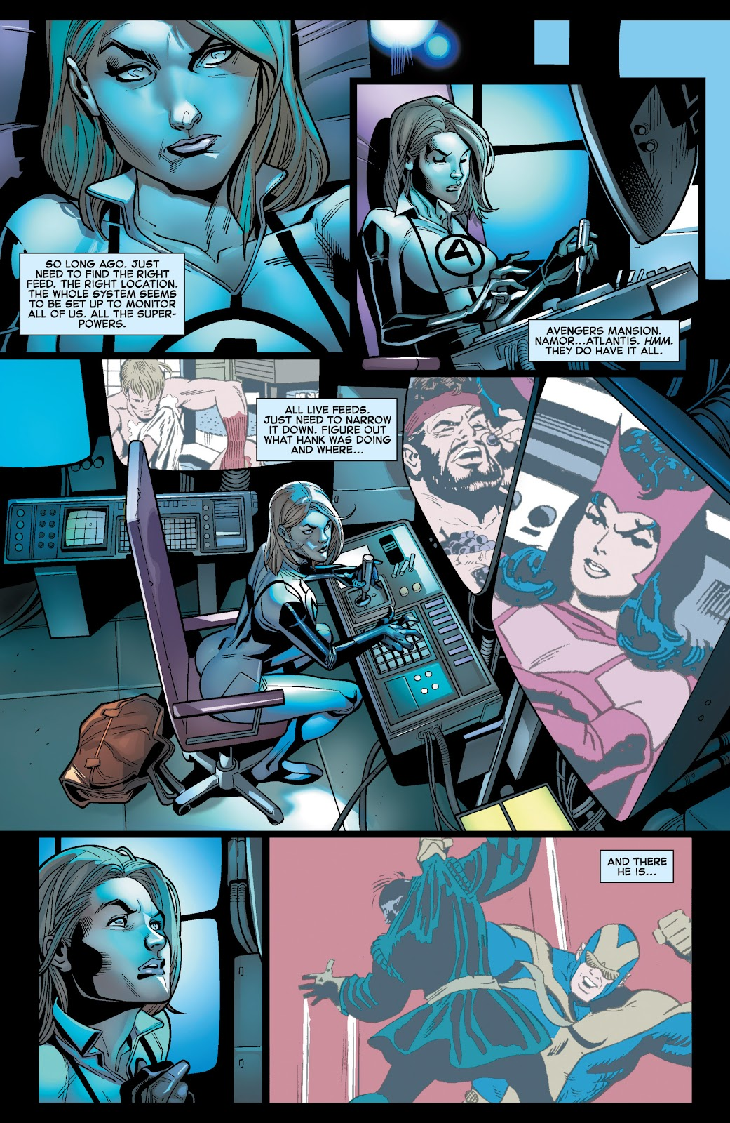 Read online Age of Ultron Companion comic -  Issue # TPB (Part 2) - 25