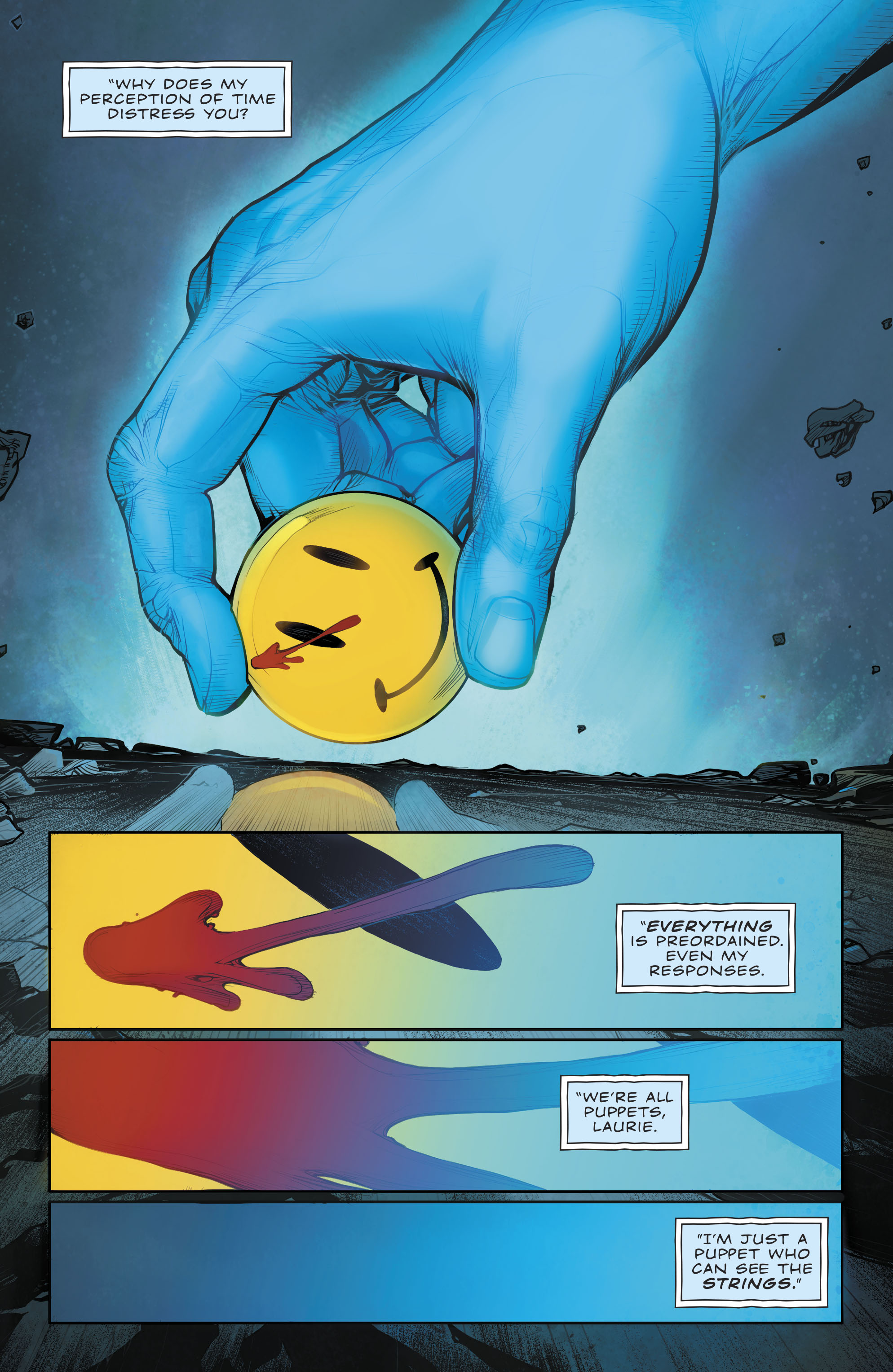 Read online The Flash (2016) comic -  Issue #22 - 21
