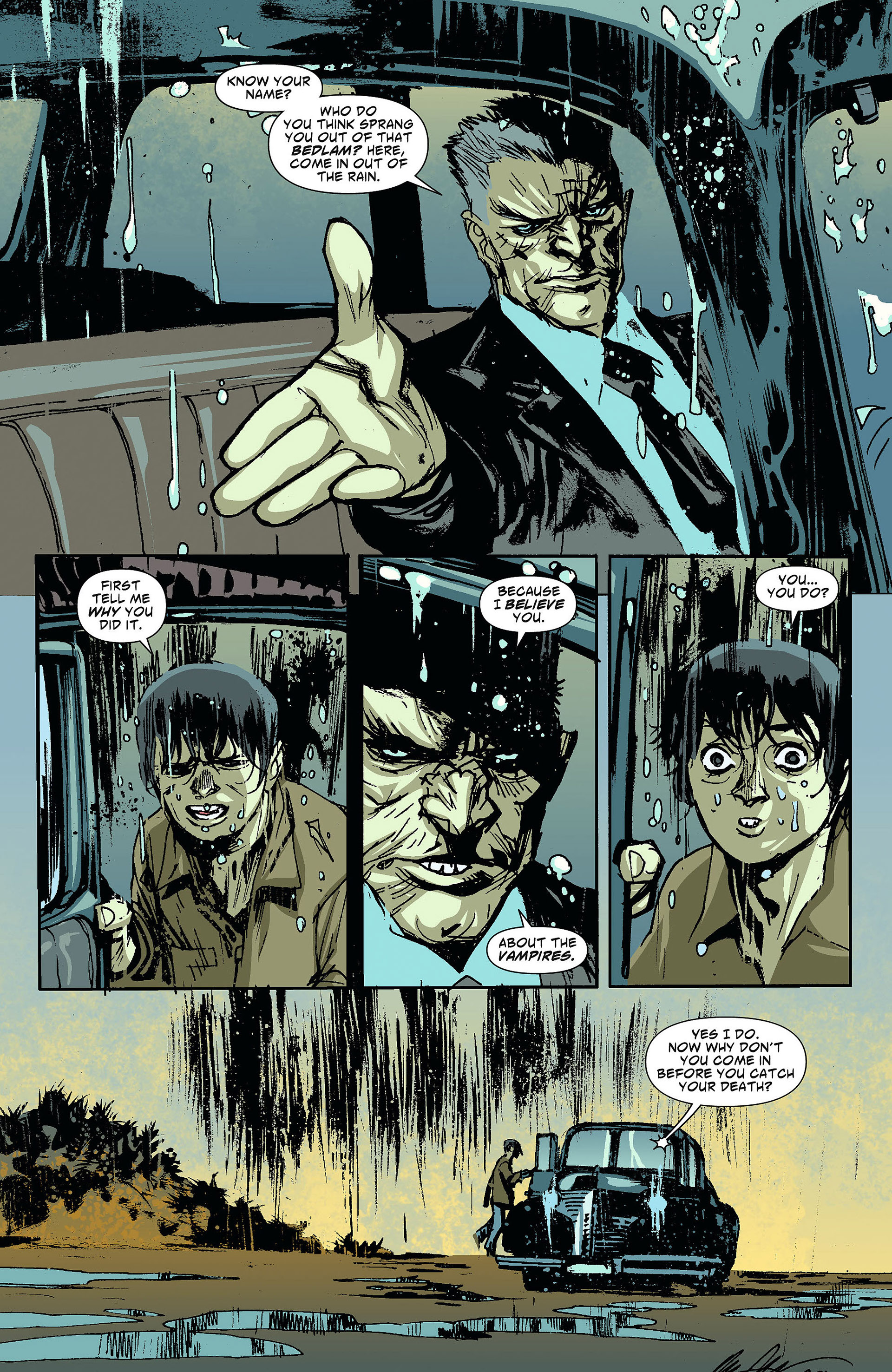 Read online American Vampire comic -  Issue #24 - 14