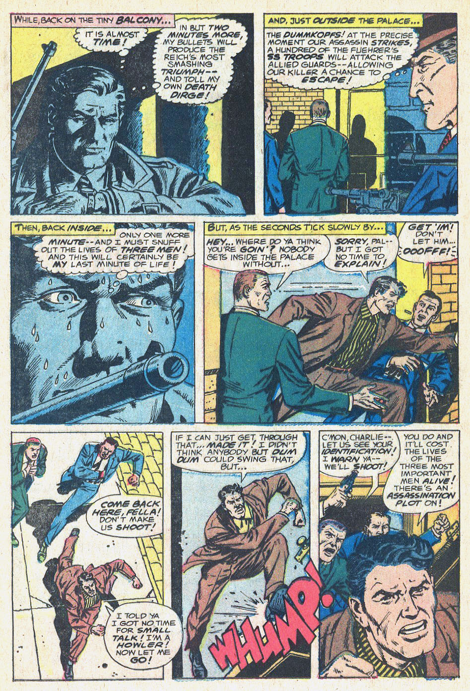 Read online Sgt. Fury comic -  Issue #146 - 20