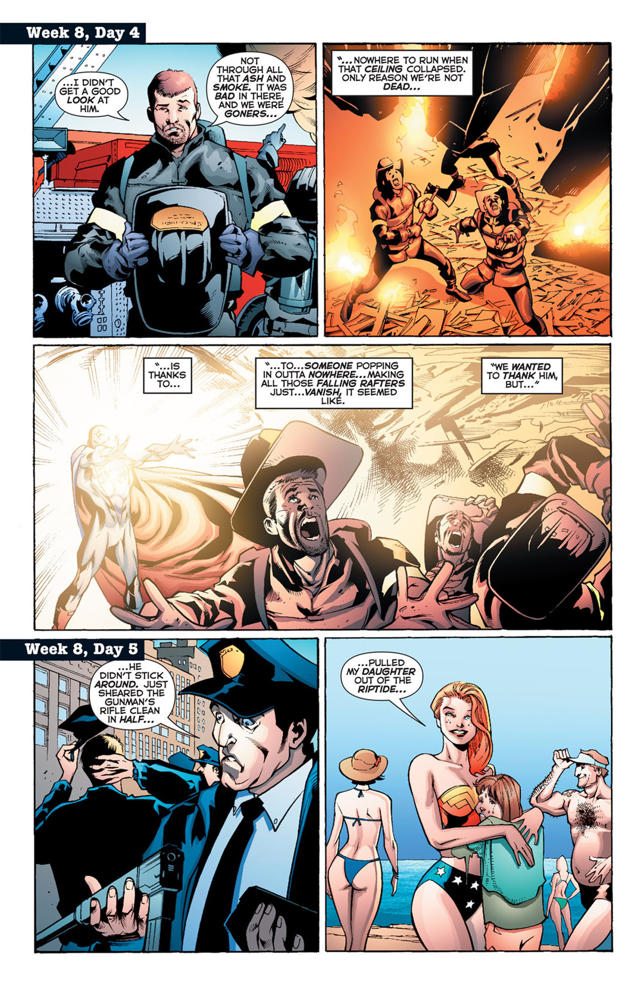 Read online 52 comic -  Issue #8 - 13