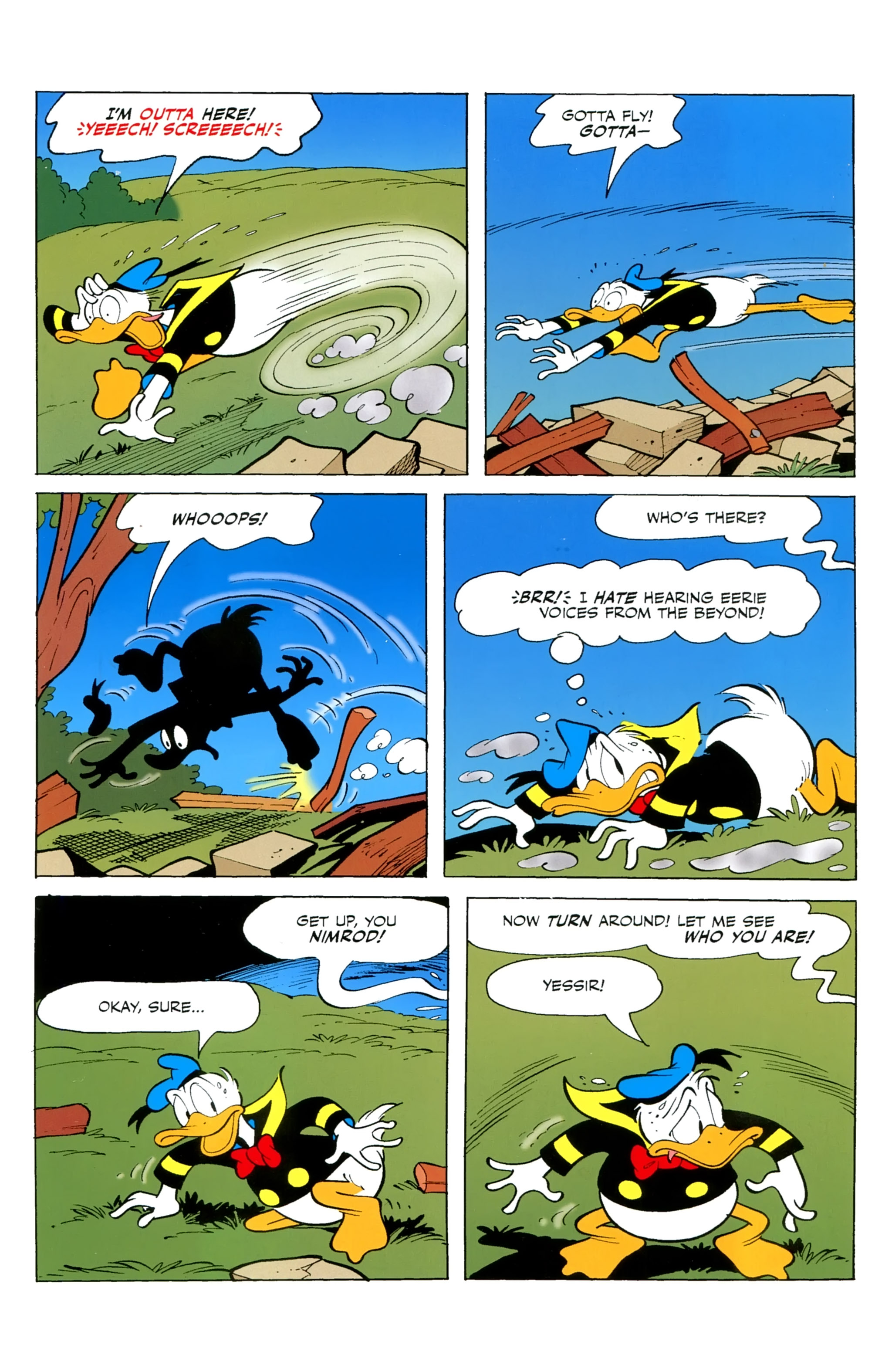 Read online Donald Duck (2015) comic -  Issue #14 - 23