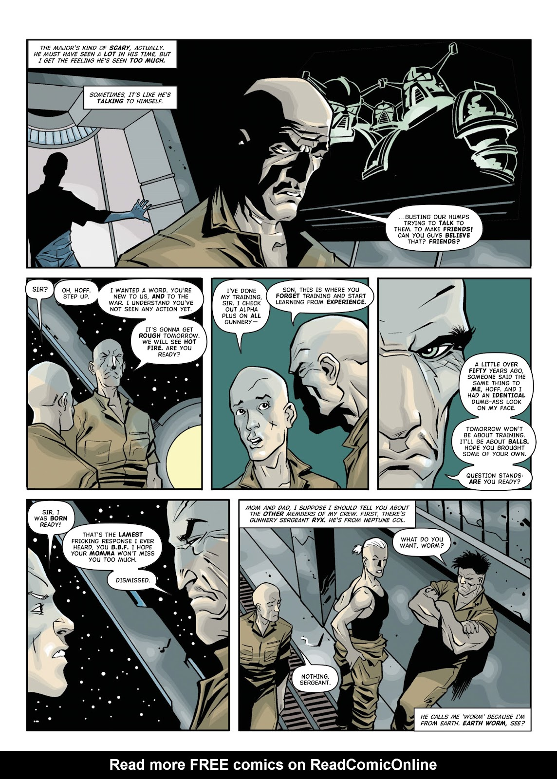 Judge Dredd Megazine (Vol. 5) Issue #381 #180 - English 73