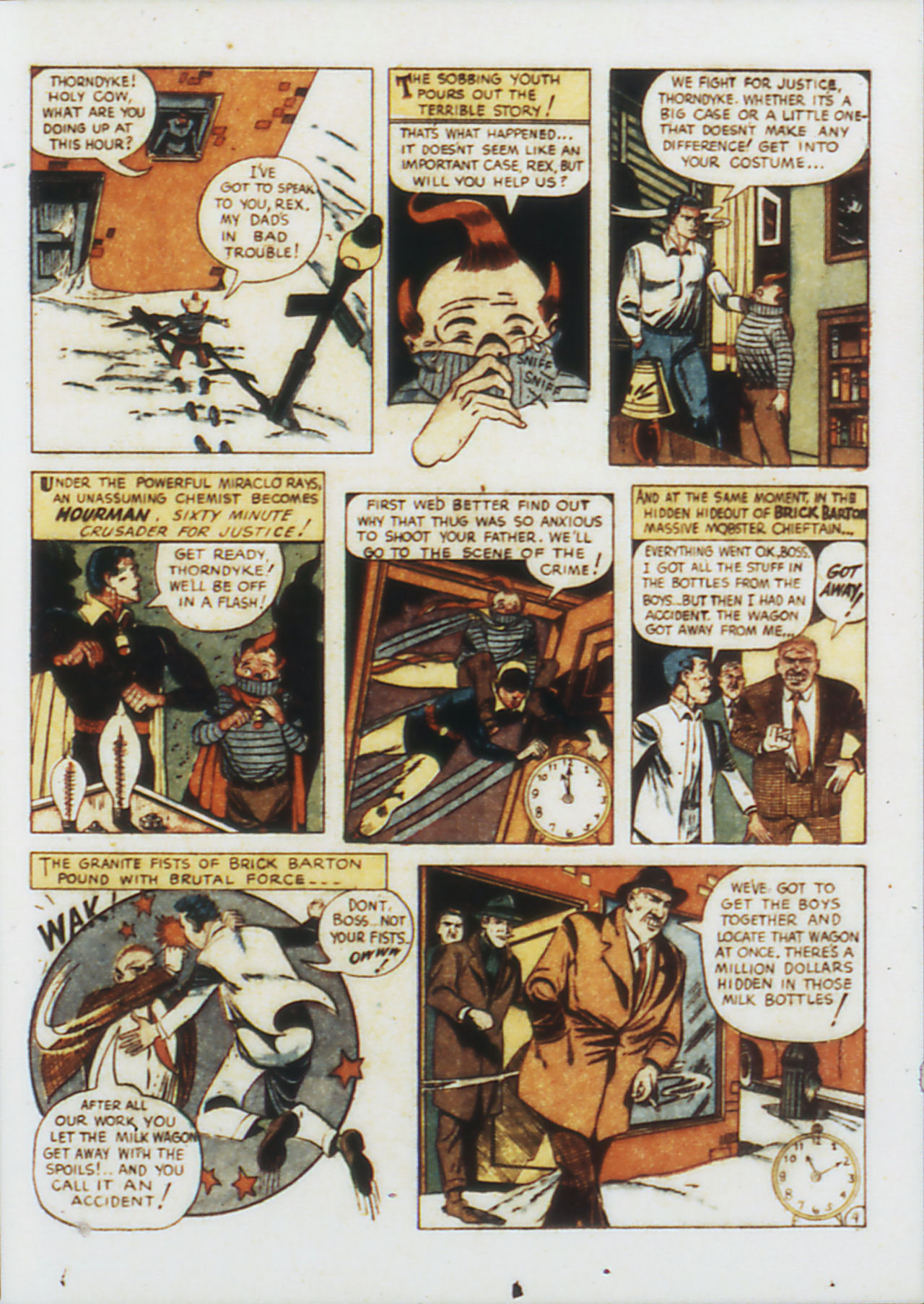 Read online Adventure Comics (1938) comic -  Issue #75 - 50