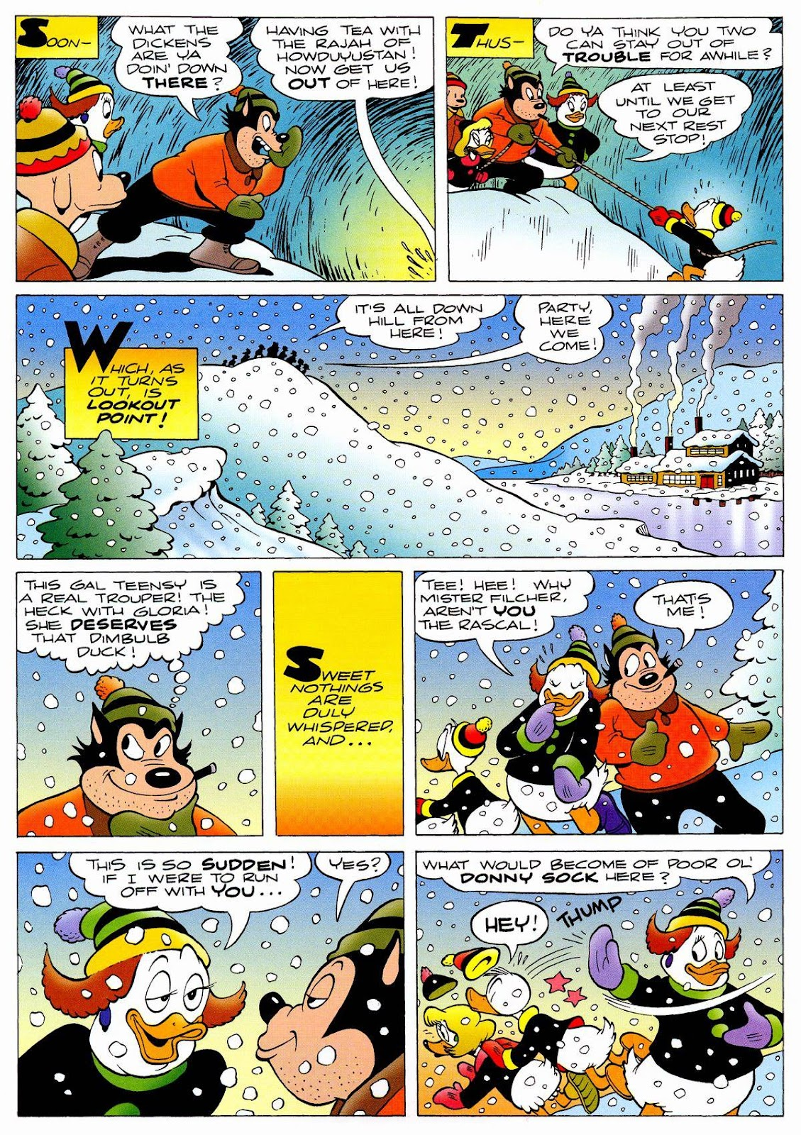 Walt Disney's Comics and Stories issue 641 - Page 10