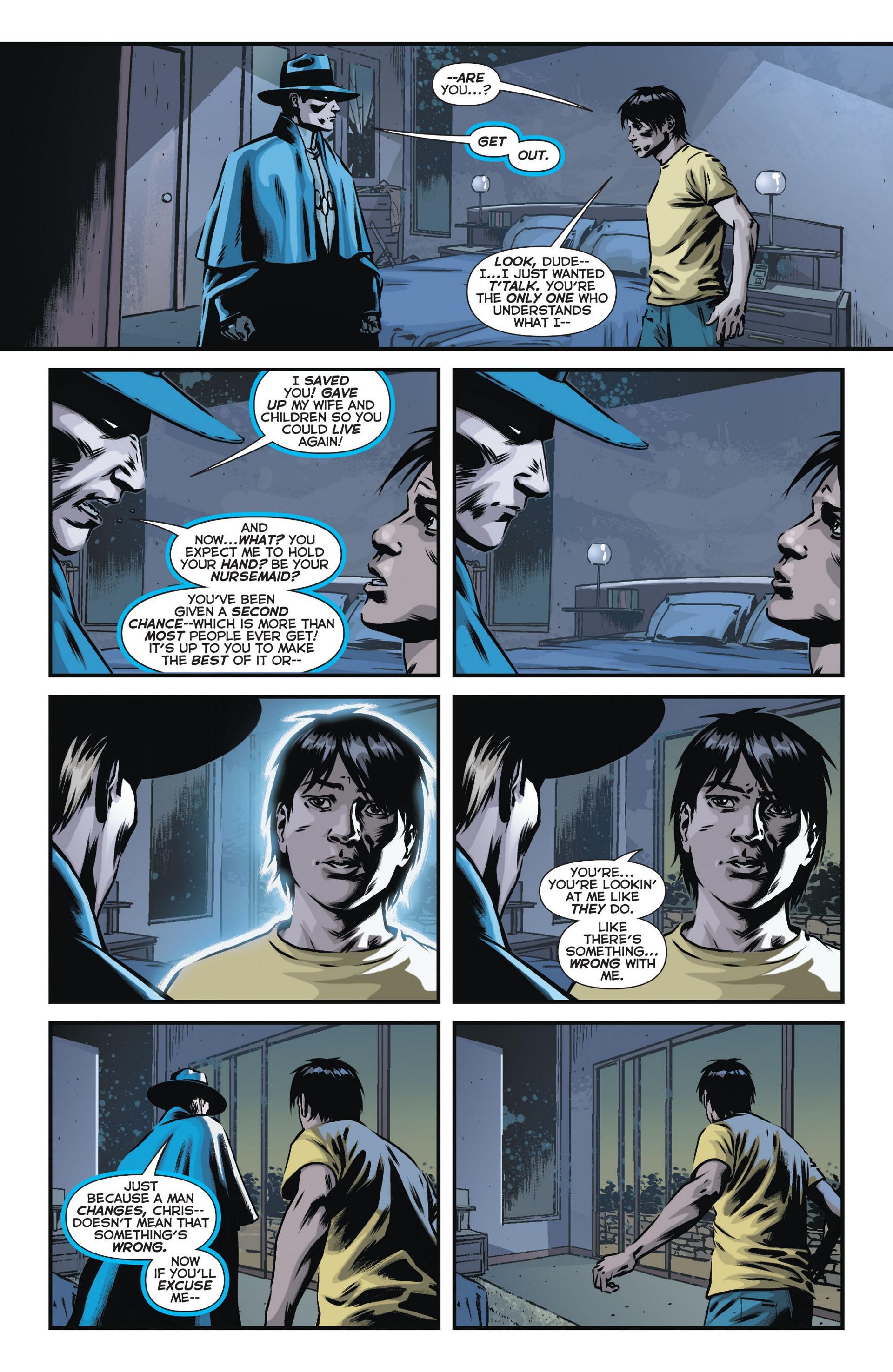 Read online Trinity of Sin: The Phantom Stranger comic -  Issue #12 - 12