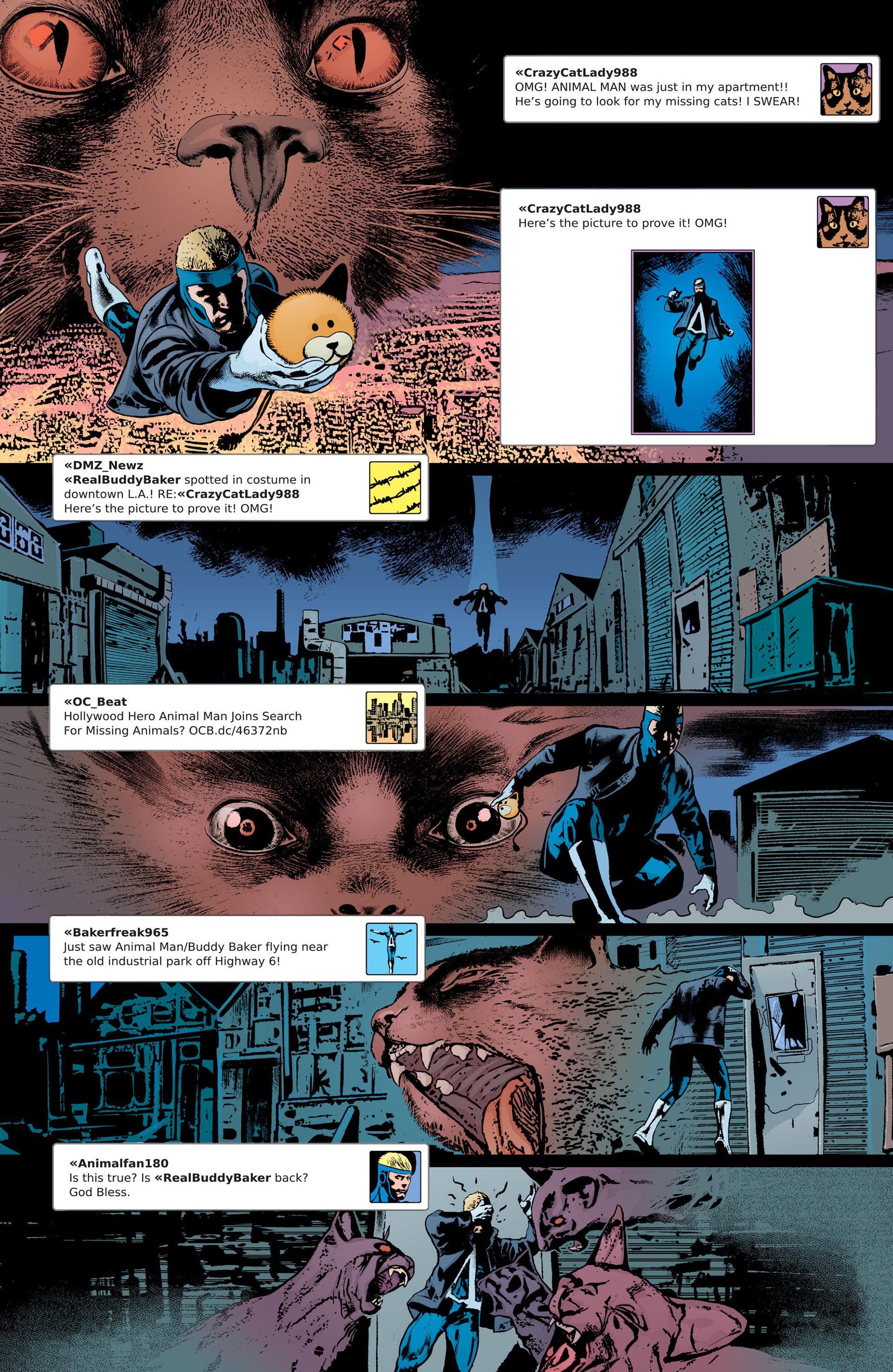 Read online Animal Man (2011) comic -  Issue #21 - 10
