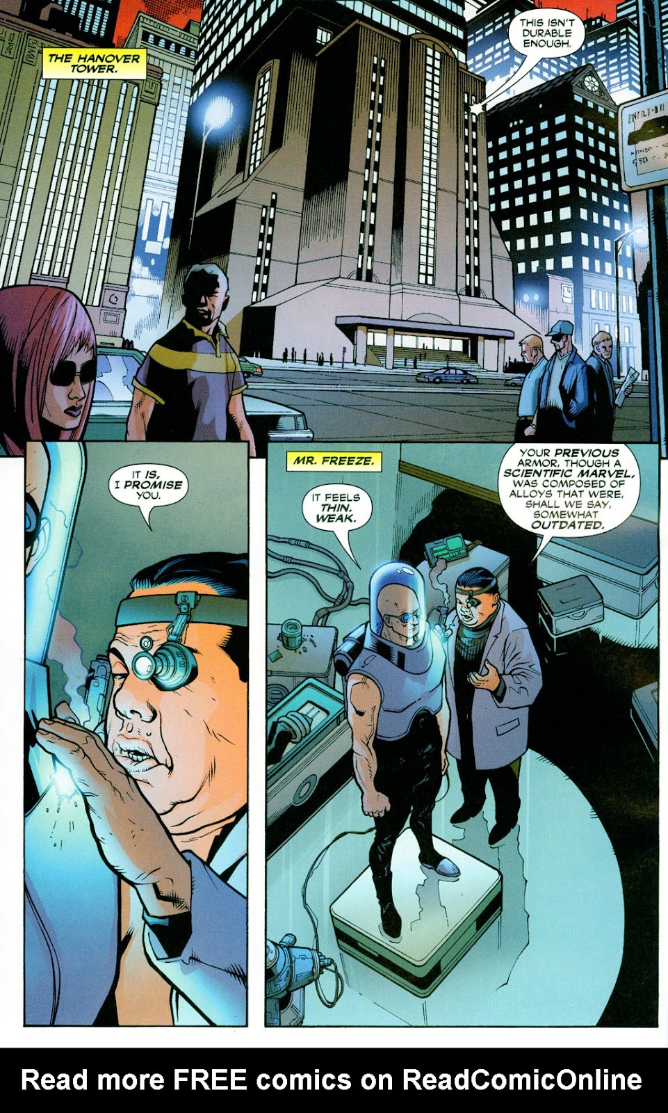 Batman: Under The Hood issue 2 - Page 6
