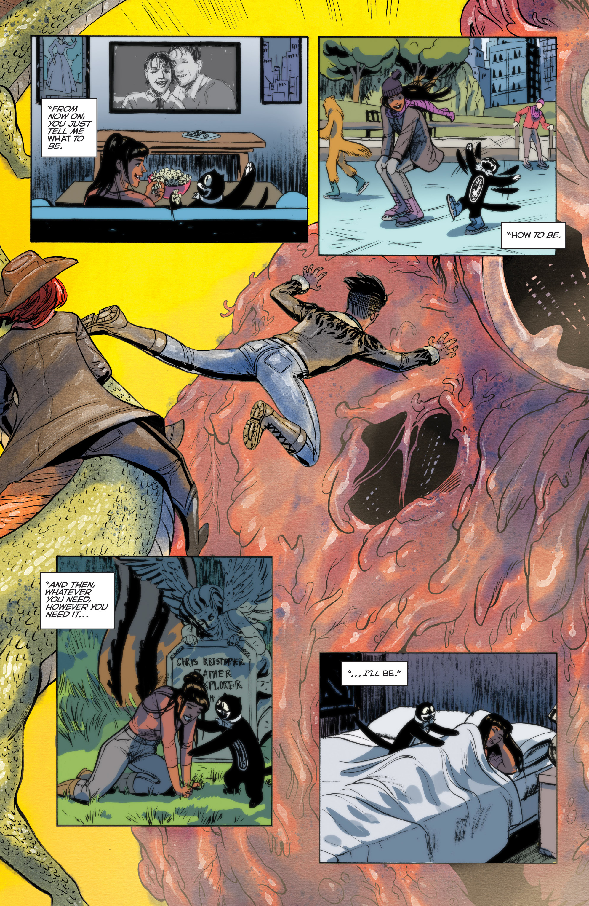 Read online Shutter comic -  Issue #28 - 5