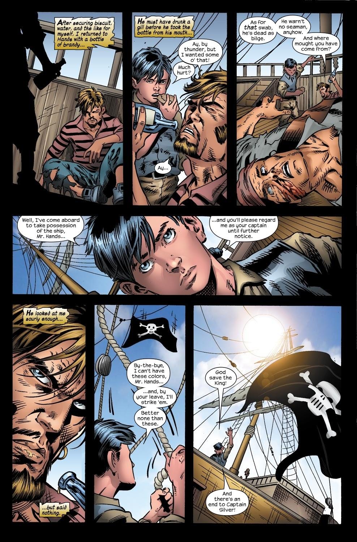 Read online Treasure Island comic -  Issue #4 - 17