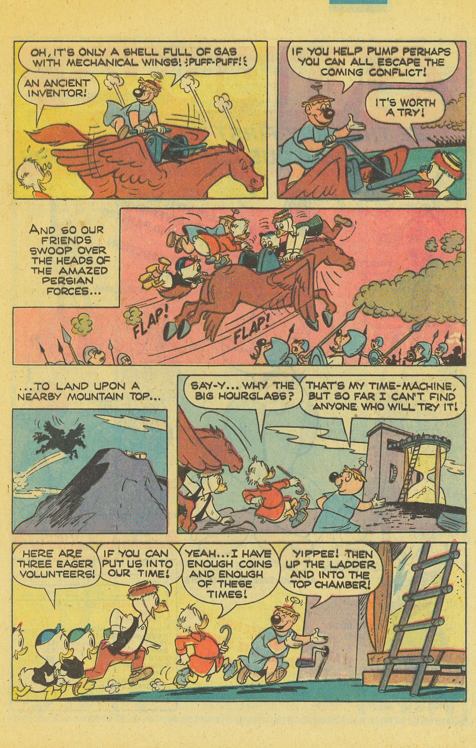 Read online Uncle Scrooge (1953) comic -  Issue #169 - 17