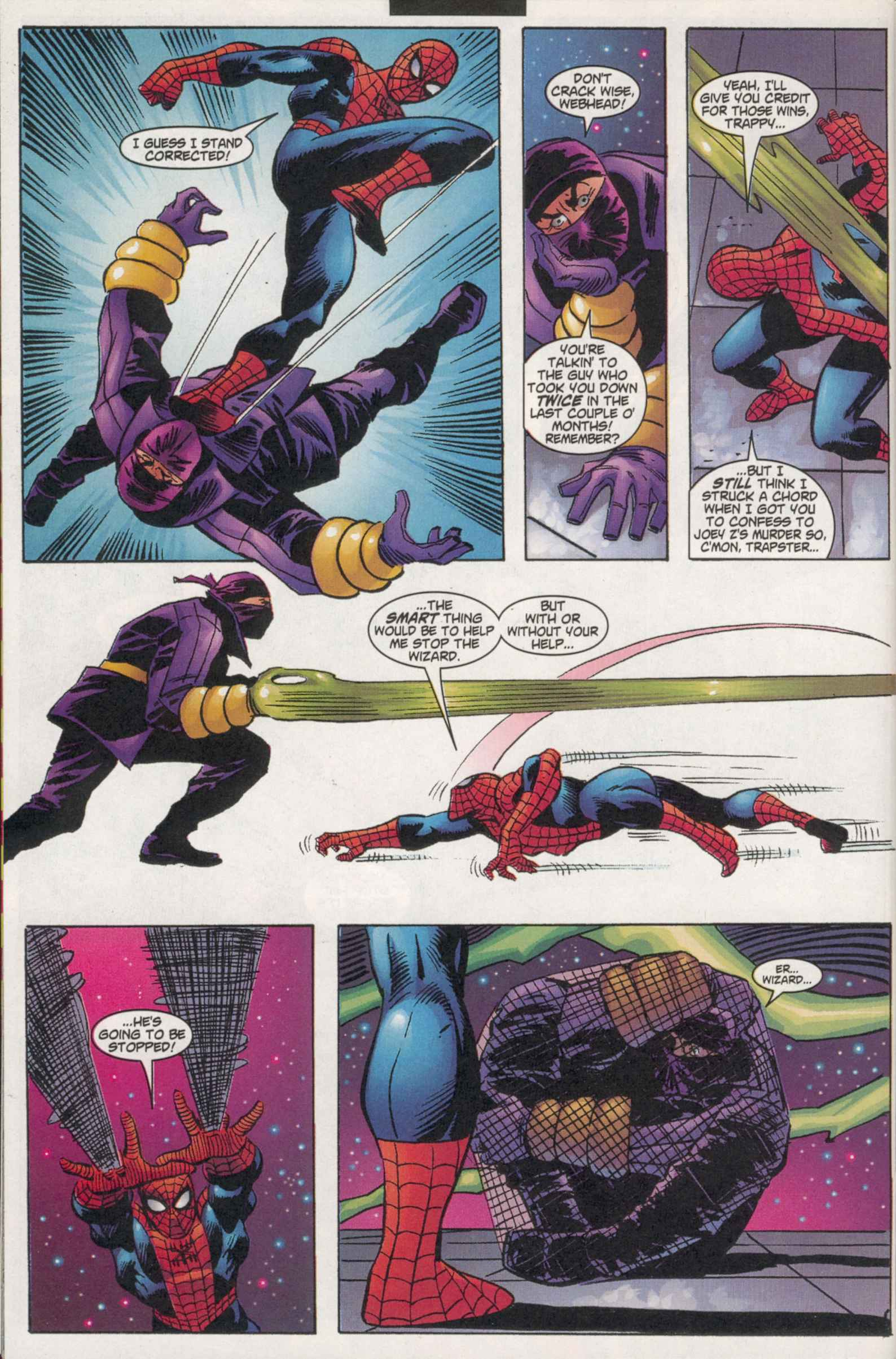 The Amazing Spider-Man (1999) _Annual_1 Page 32