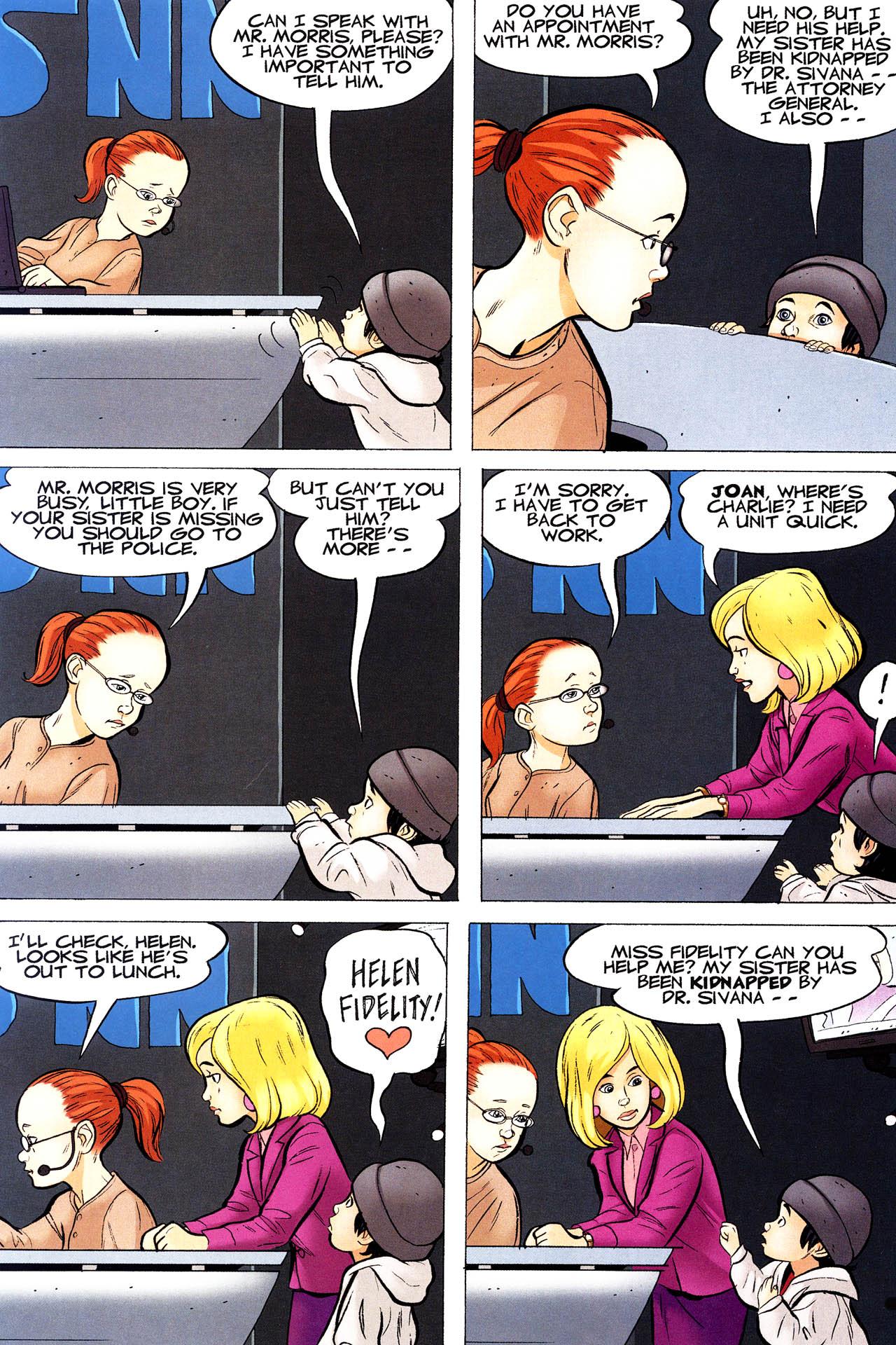 Read online Shazam!: The Monster Society of Evil comic -  Issue #3 - 36