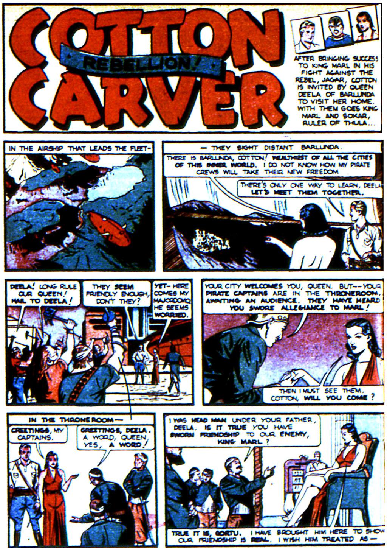 Read online Adventure Comics (1938) comic -  Issue #45 - 60