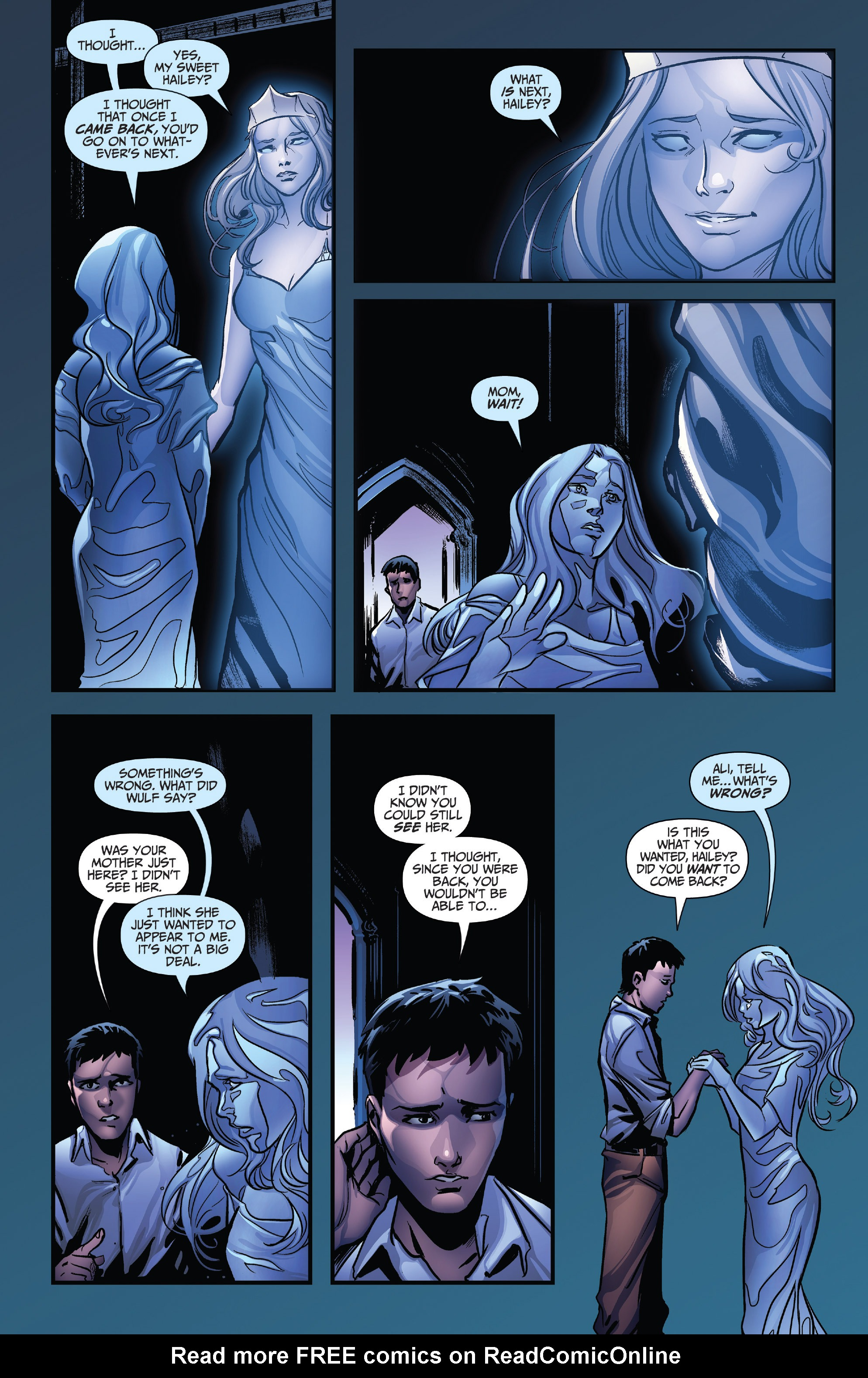 Read online Grimm Fairy Tales: Arcane Acre comic -  Issue # TPB 4 - 47