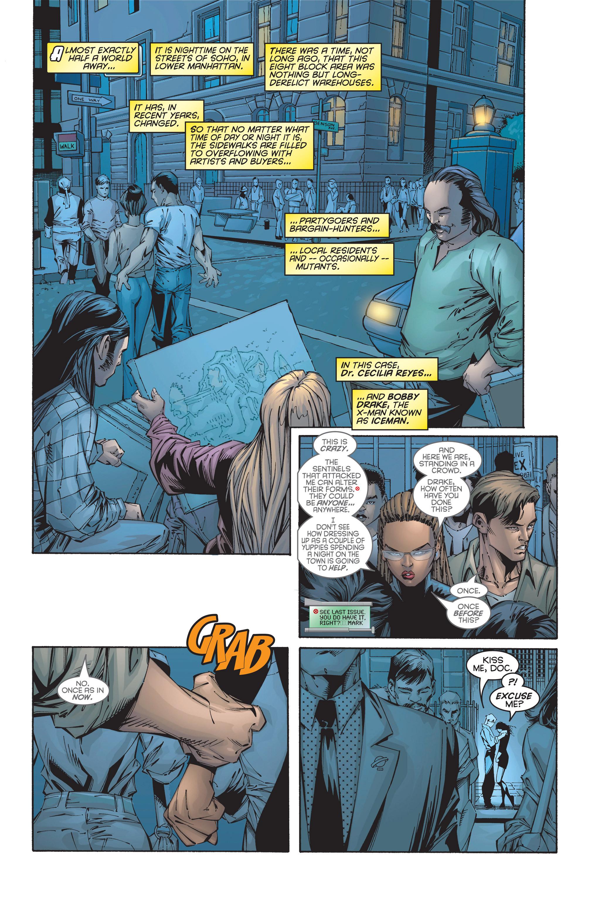 X-Men (1991) 67 Page 8