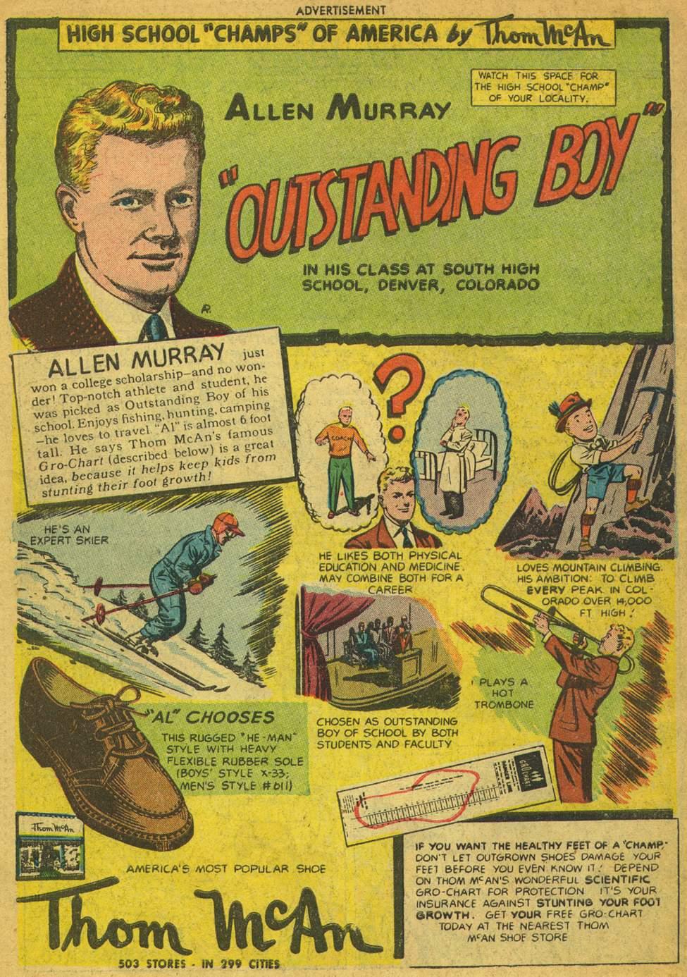 Read online Adventure Comics (1938) comic -  Issue #128 - 48