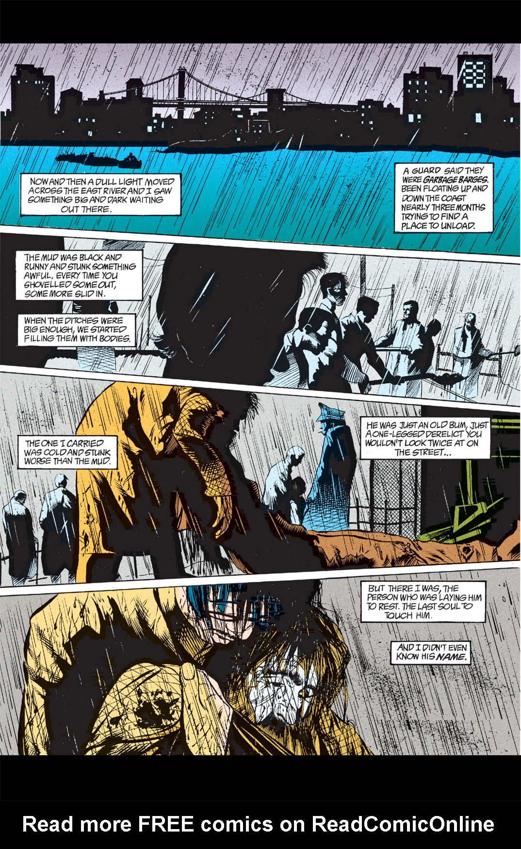 Read online Shade, the Changing Man comic -  Issue #7 - 2