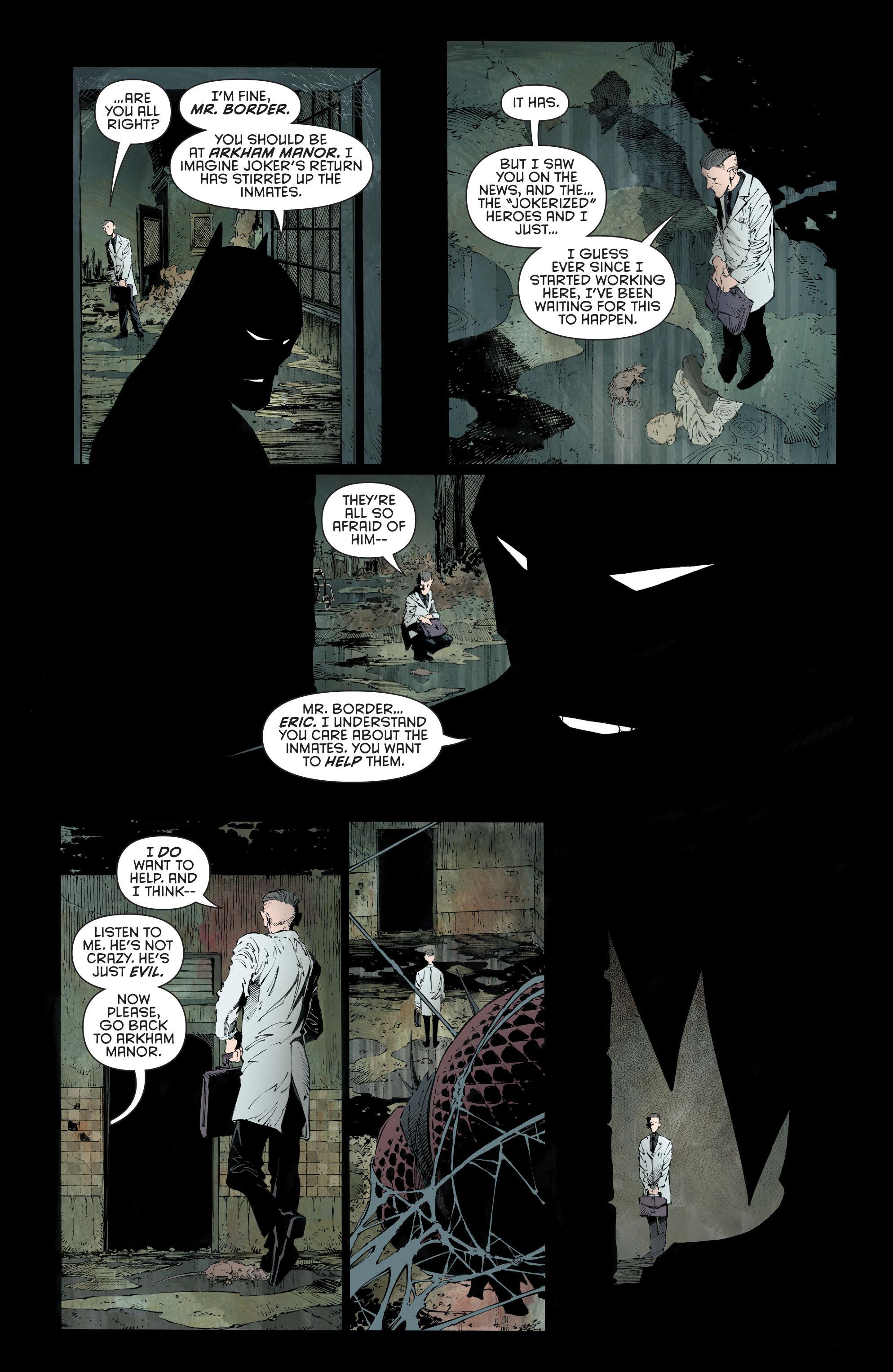 Read online Batman (2011) comic -  Issue # _TPB 7 - 45