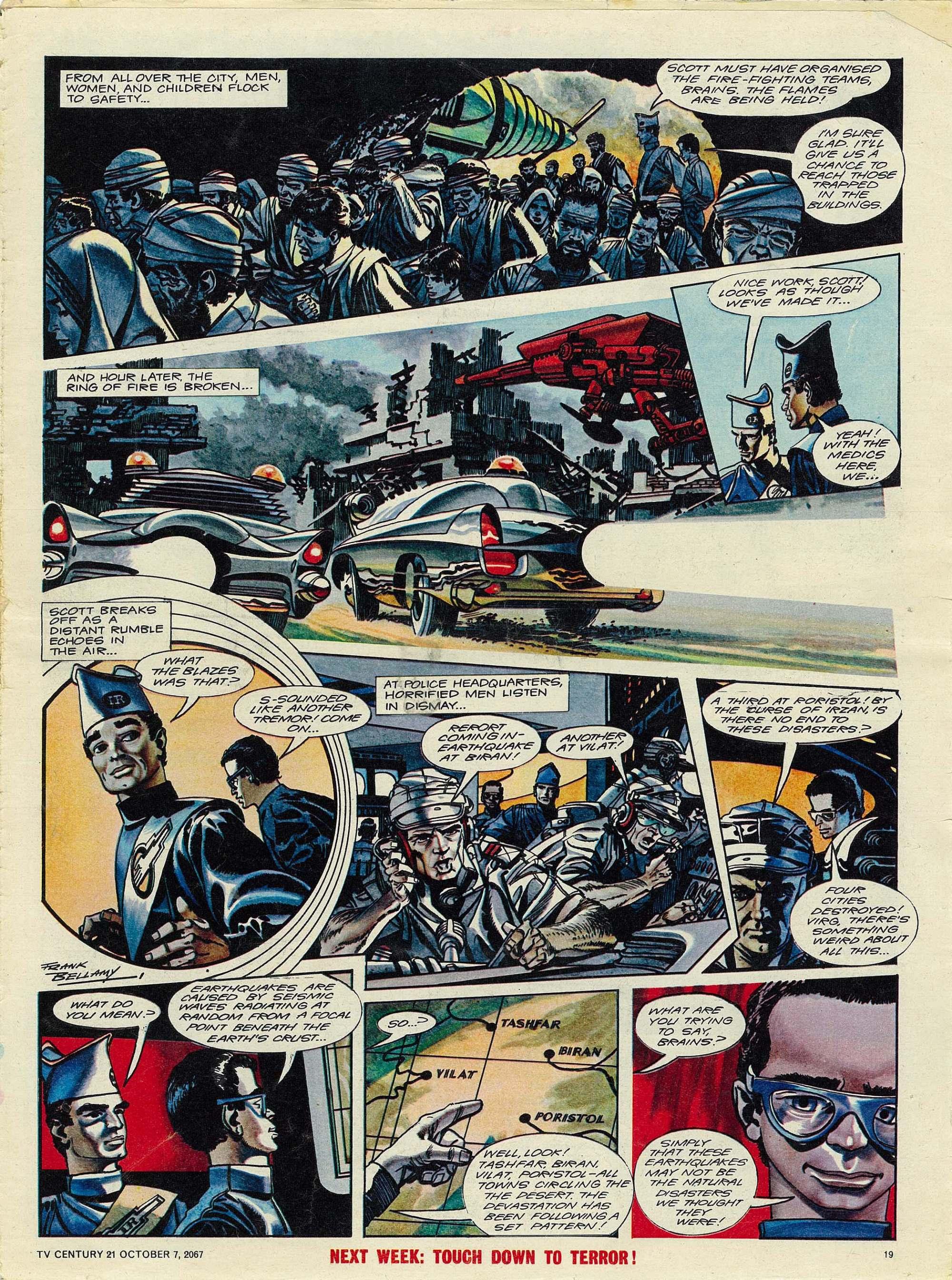Read online TV Century 21 (TV 21) comic -  Issue #142 - 18