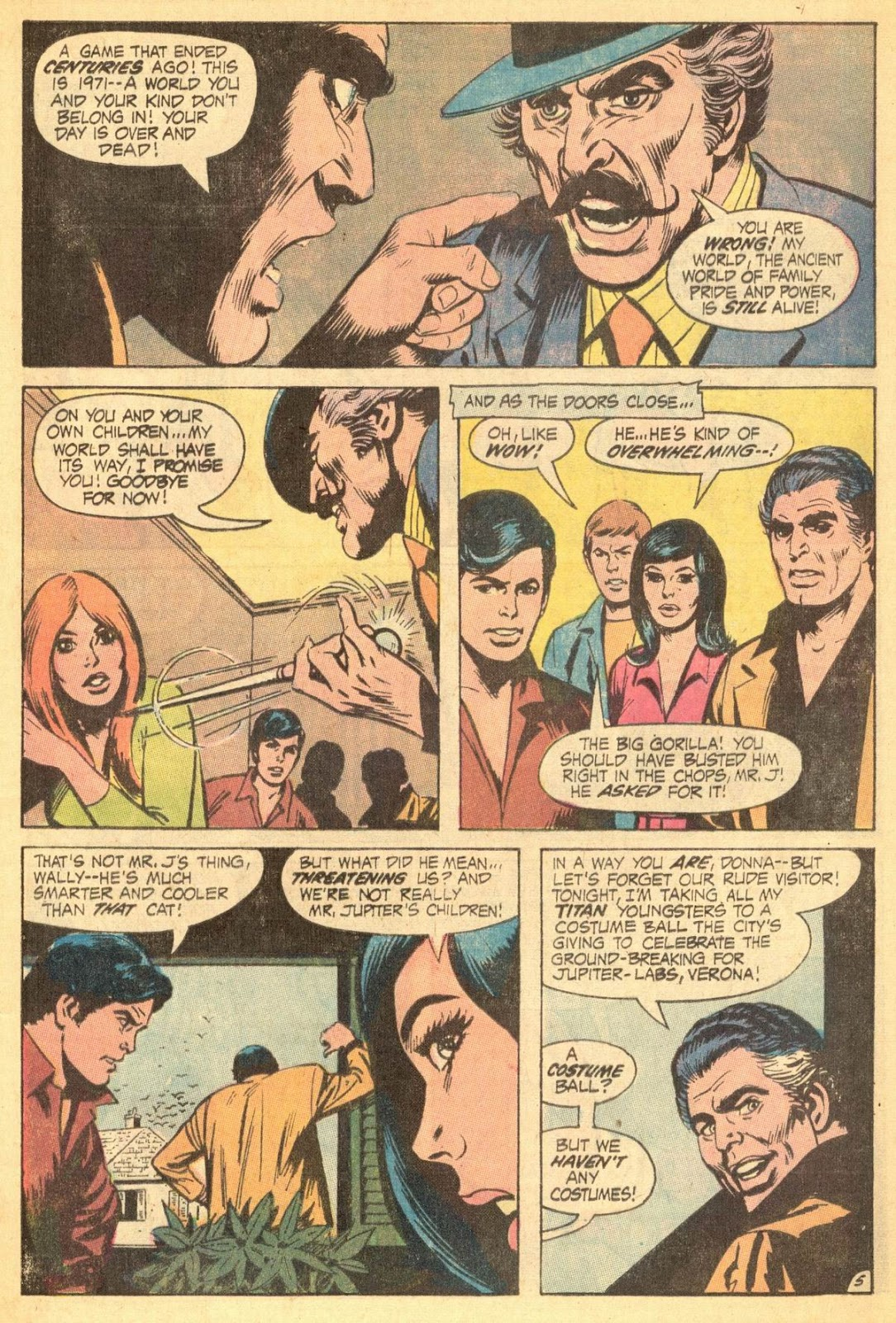 Teen Titans (1966) issue 35 - Page 7