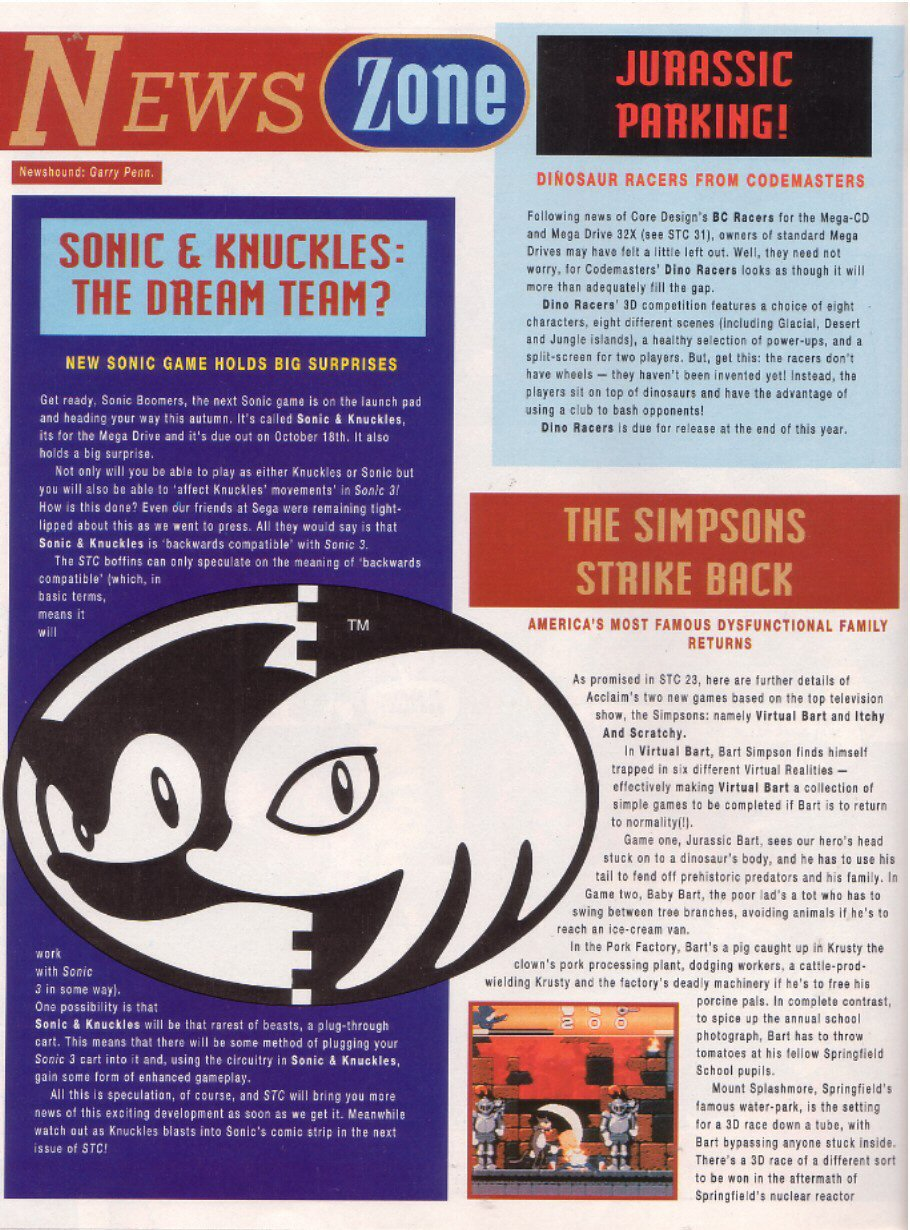 Read online Sonic the Comic comic -  Issue #32 - 17