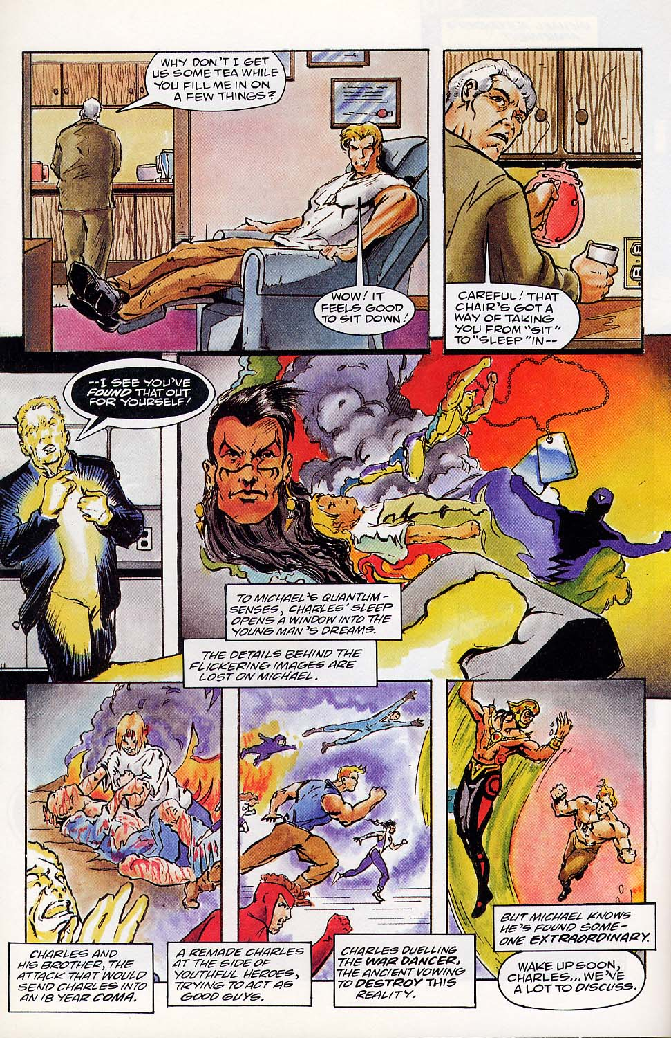 Read online Charlemagne comic -  Issue #3 - 9