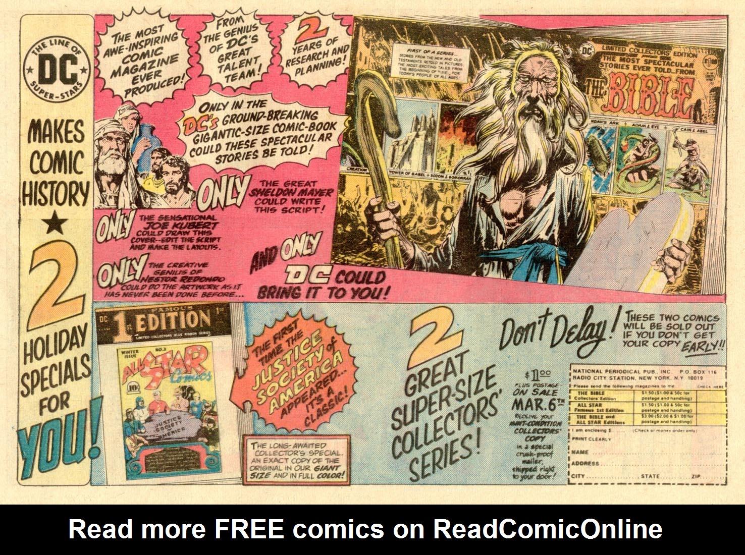 Read online Plop! comic -  Issue #13 - 28